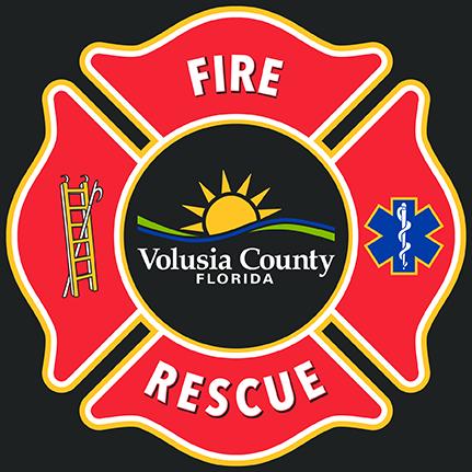 Volusia County Fire Rescue Logo