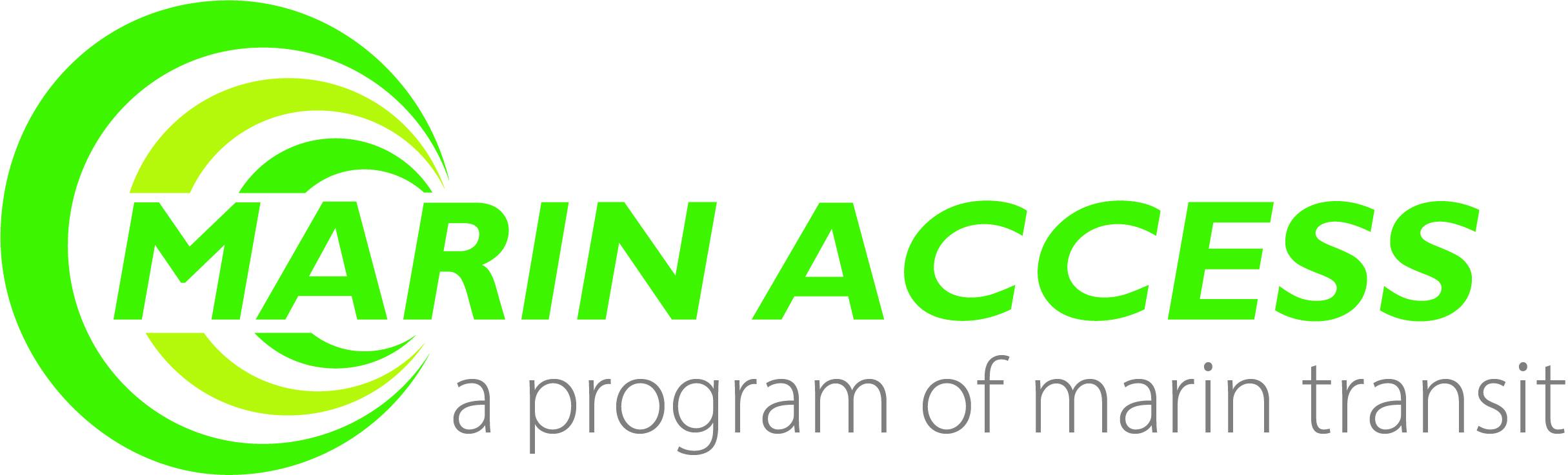 Marin Access Logo