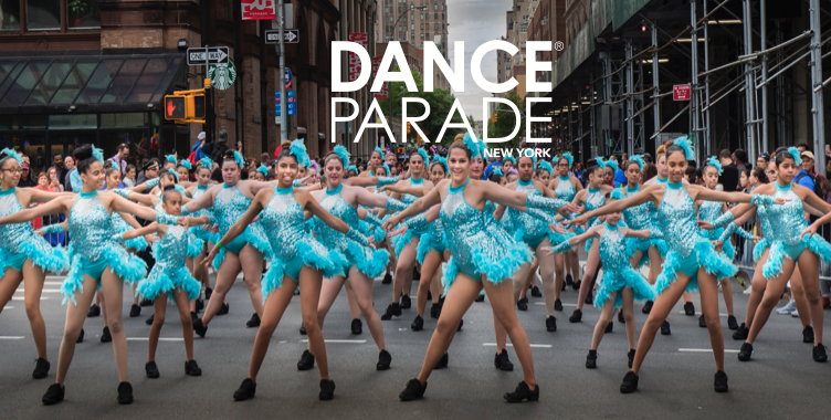 Thank you for supporting Dance Parade, a 501(c)3 non-profit organization. Learn more about our charitable programs at www.danceparade.org or stay connected on social media @danceparadenyc<br><br>