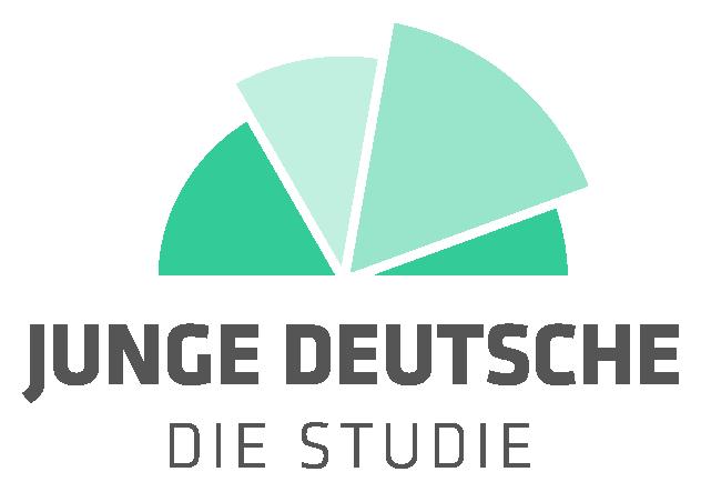 Junge Deutsche (Studien-Logo) - Umfrage zur Jugend