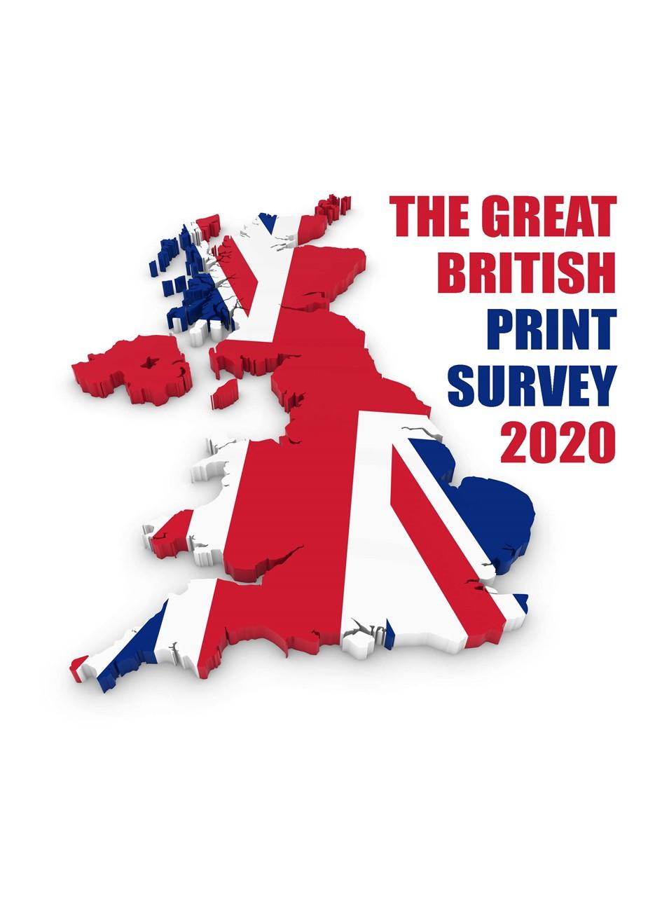 The Great British Print Survey - 2020