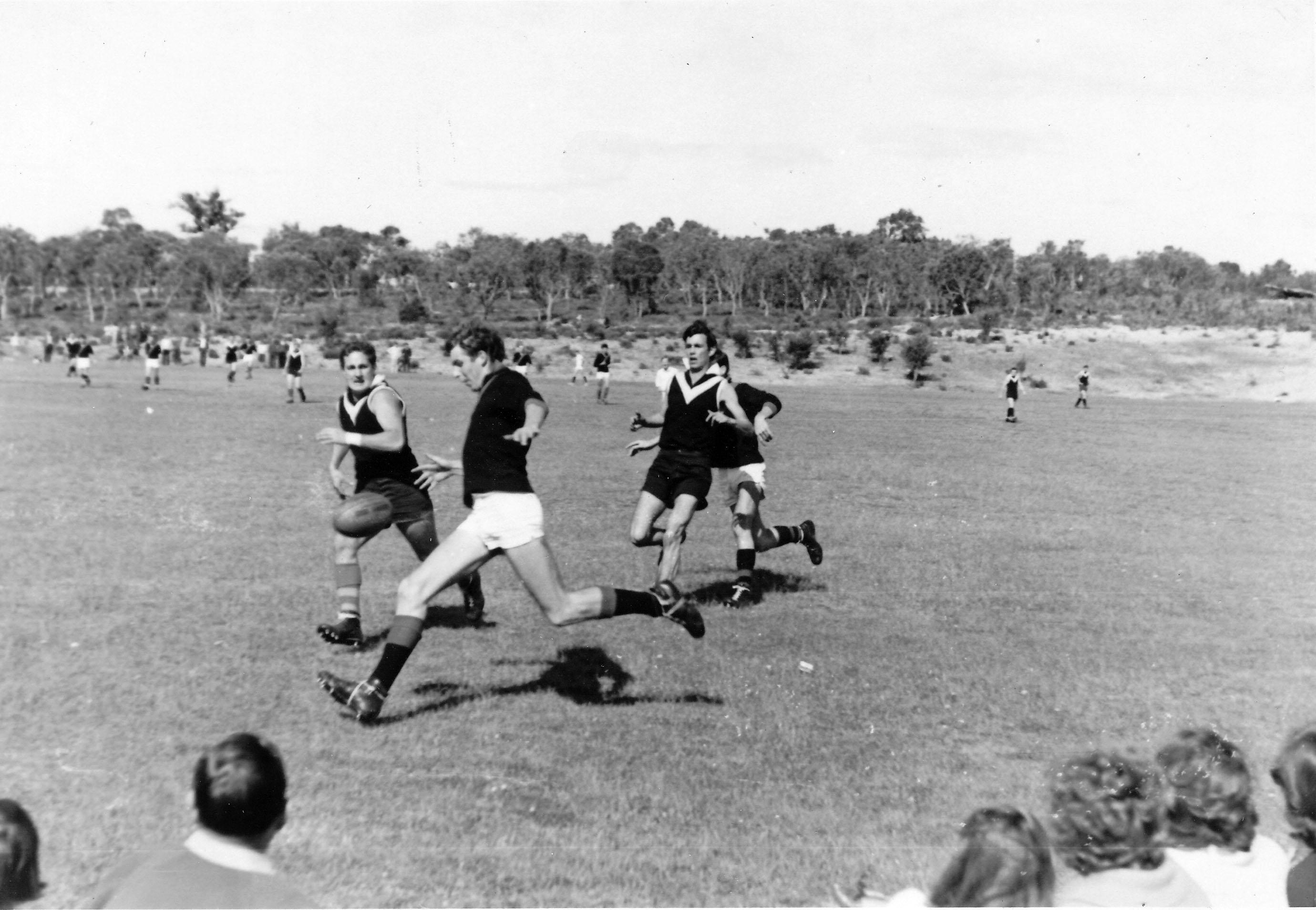 185. Highgate Football Club, 1965