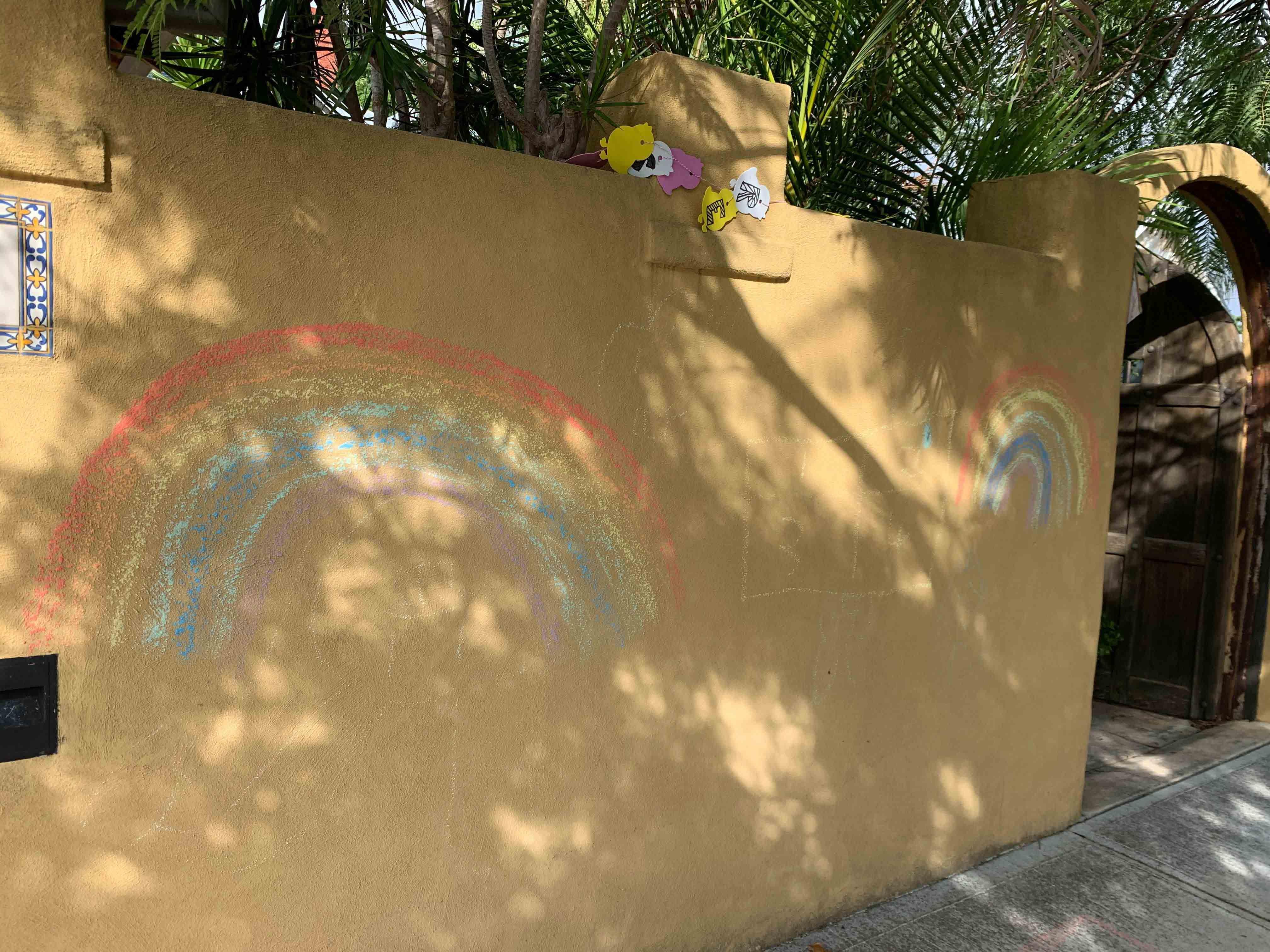 124. North Perth rainbow, March '20