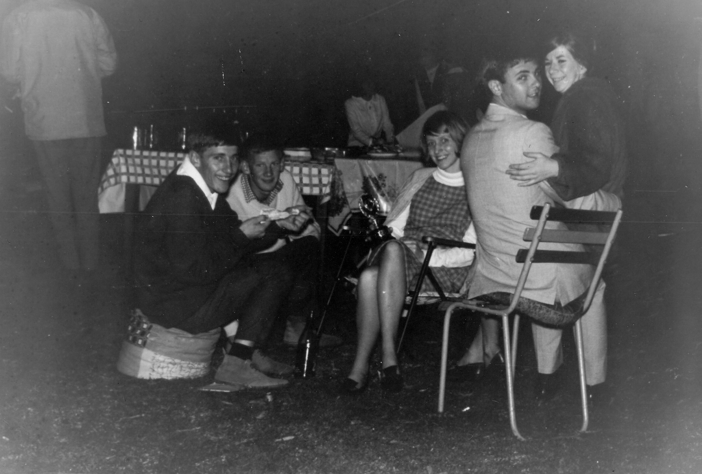 188 Highgate YCW Footballers 1965