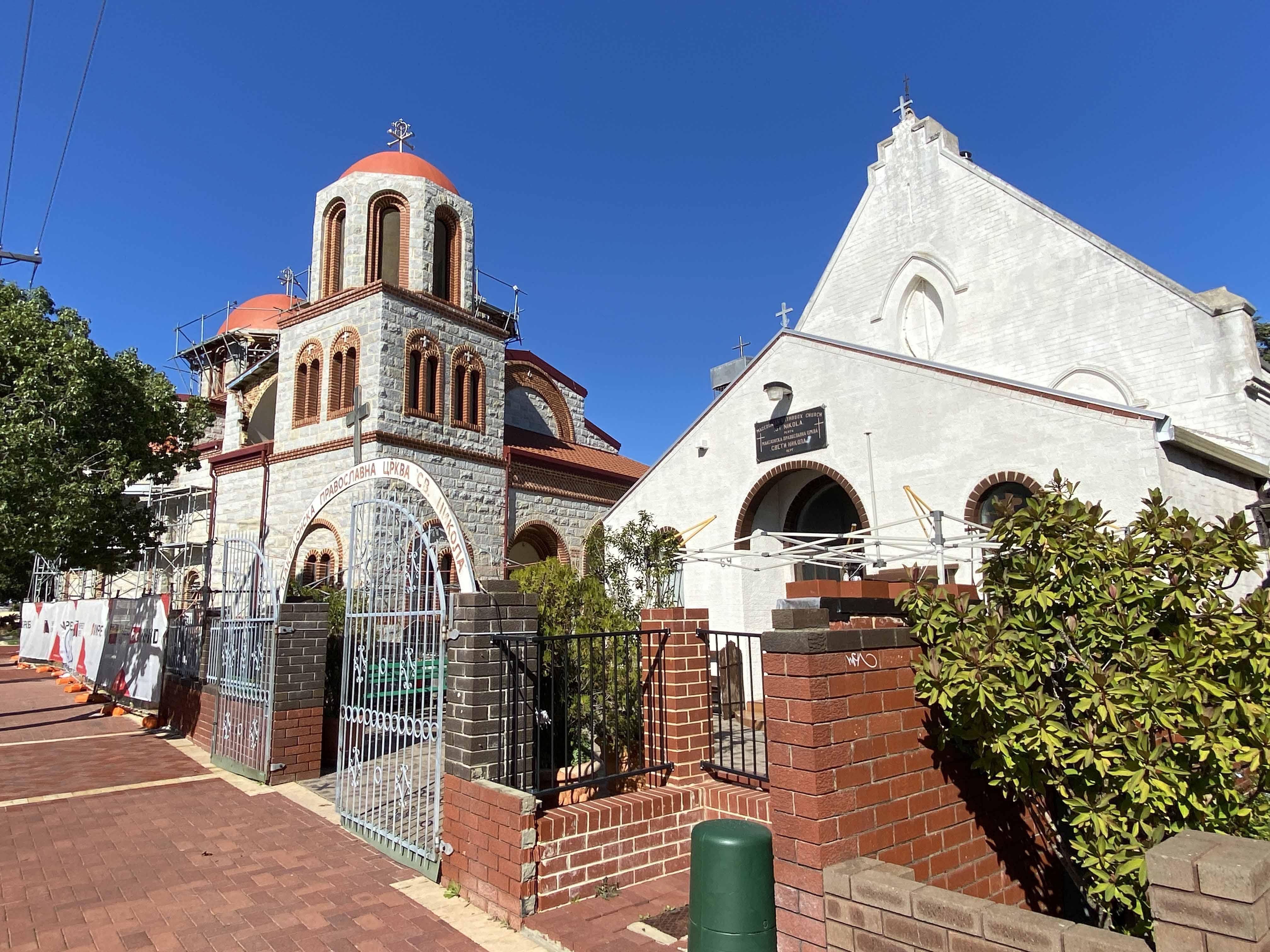 50. St Nikolas North Perth, 2020
