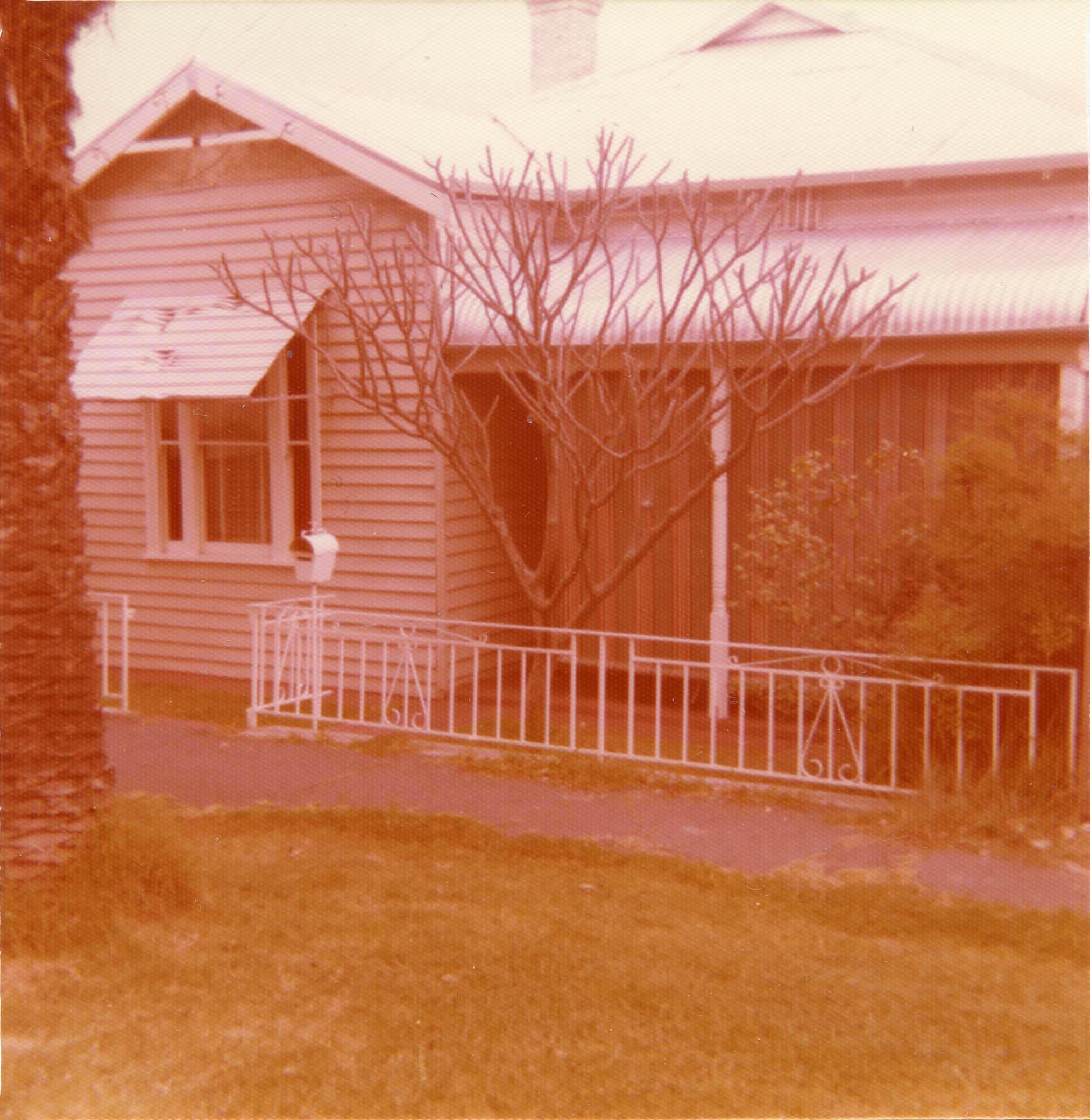 30. 7 Peach Street, 1970s