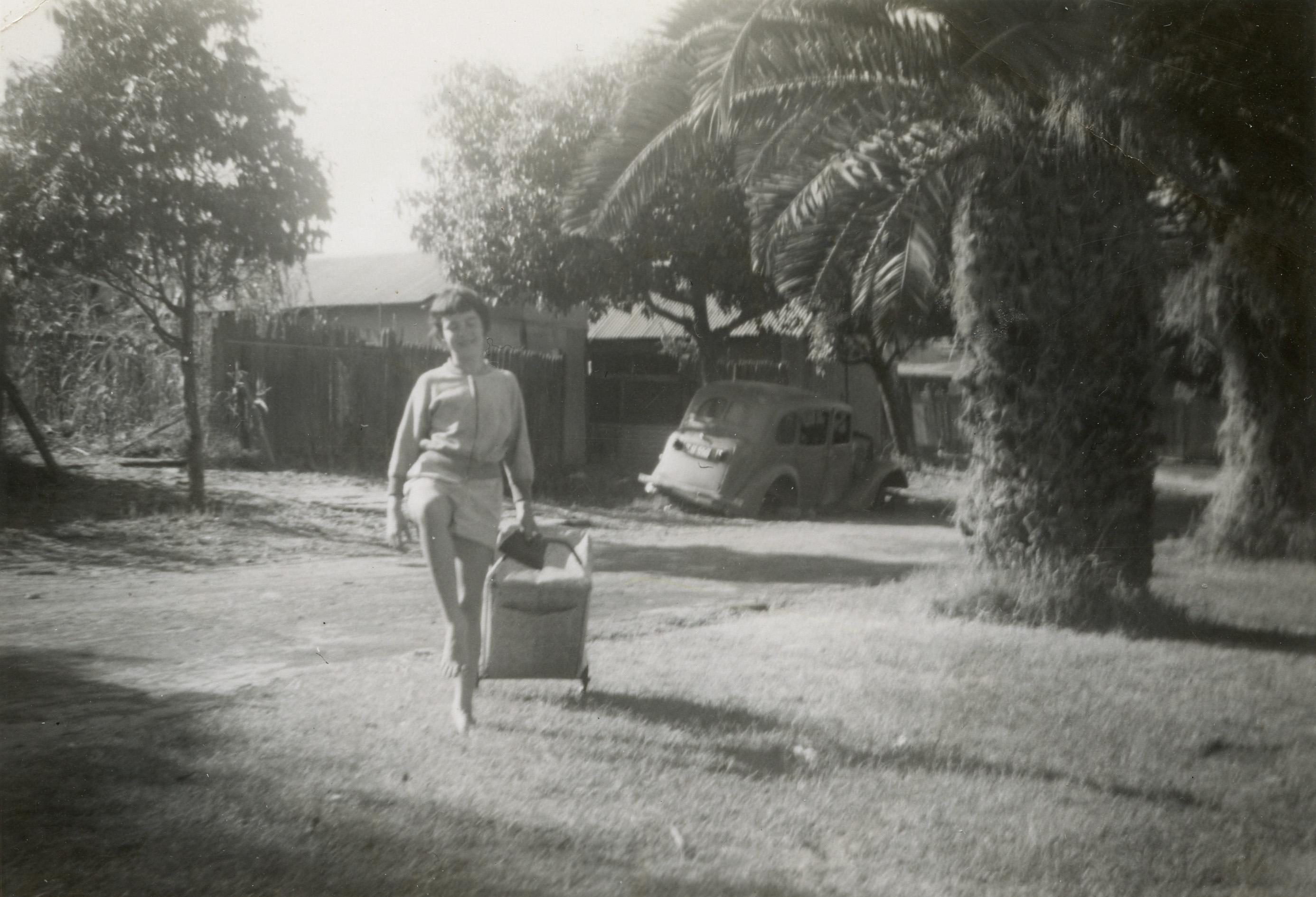 29. Peach St shopper, 1965