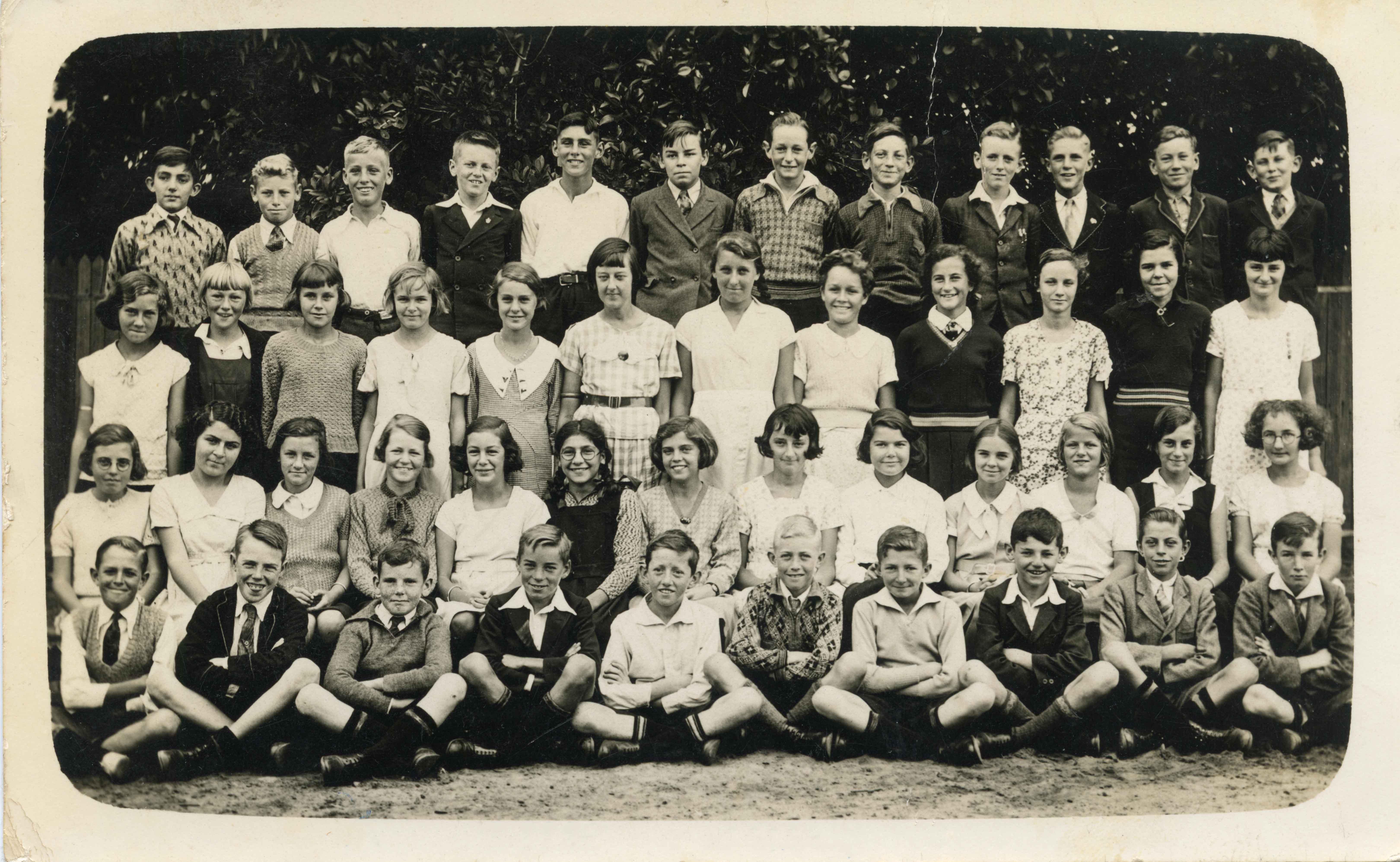 77. North Perth School, 1934