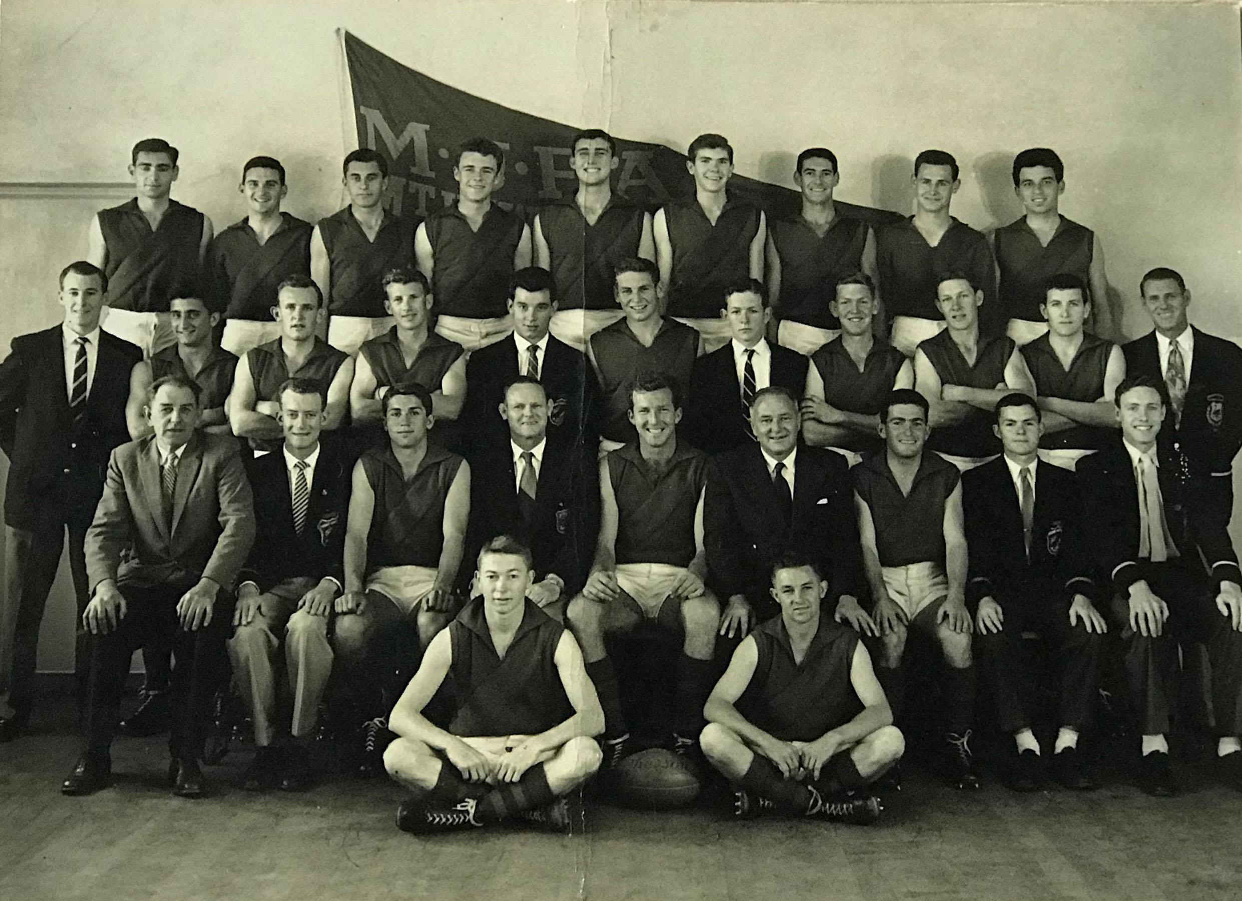 183. Mt Hawthorn Jr Football 1959