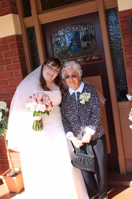 13. Wedding at Anzac Cottage, 2010