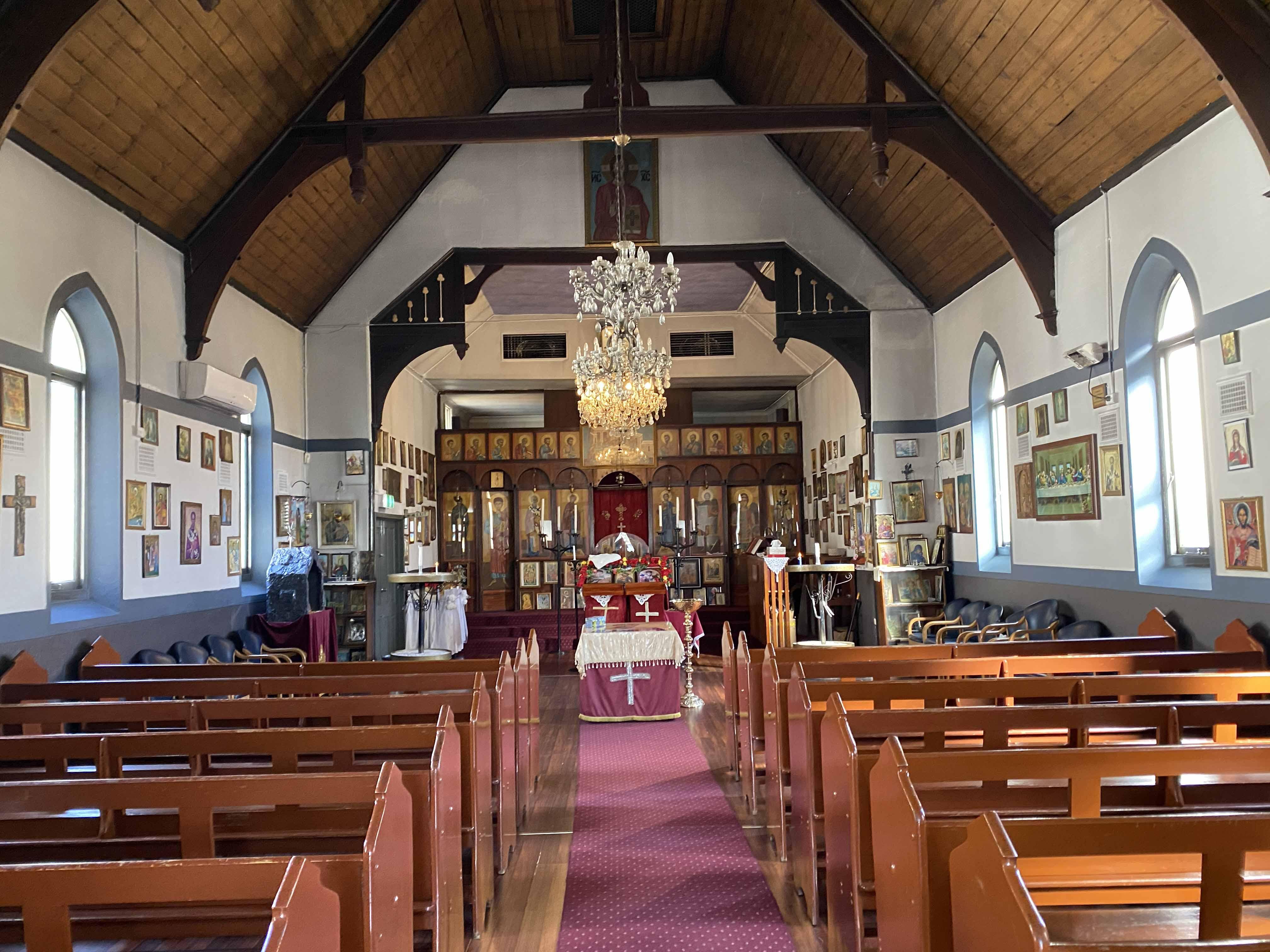 47. St Nikolas North Perth, 2020