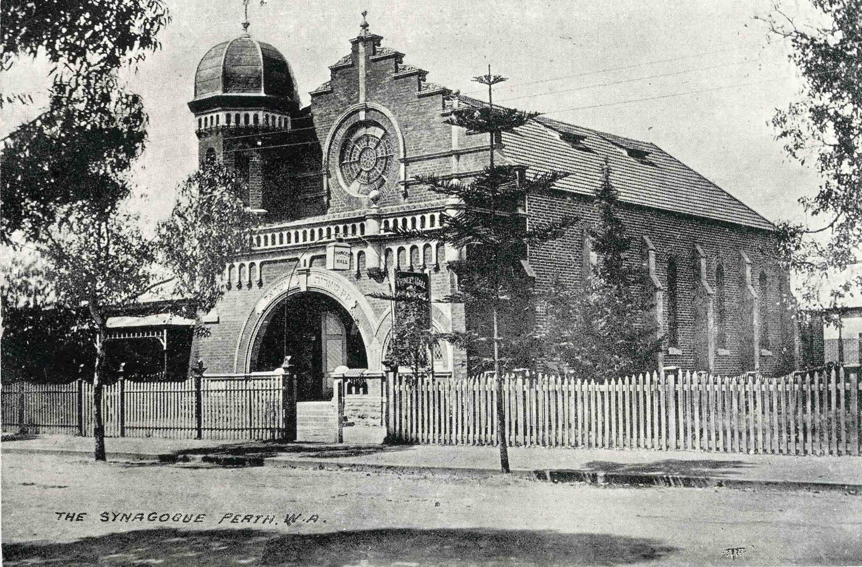 119. Brisbane St Synagogue, 1906