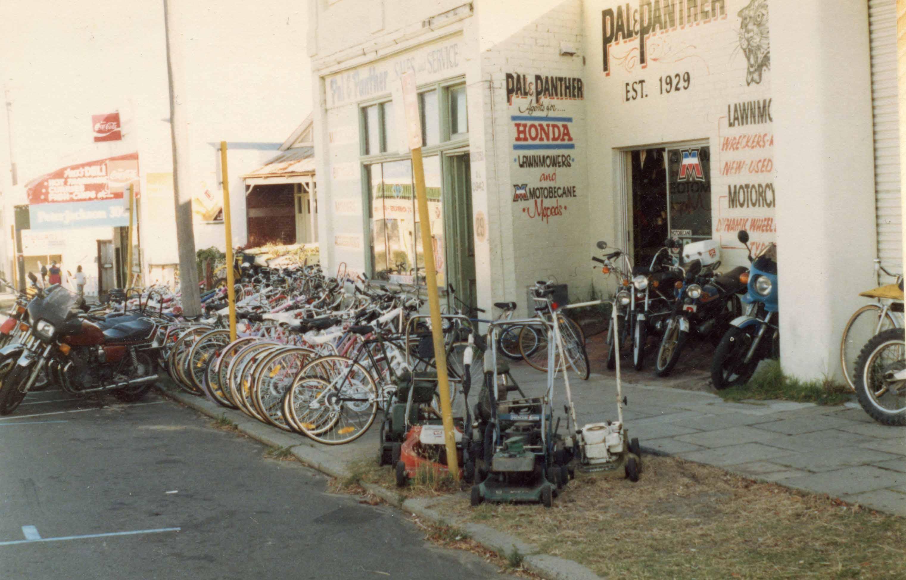 155. Pal & Panther, 1986
