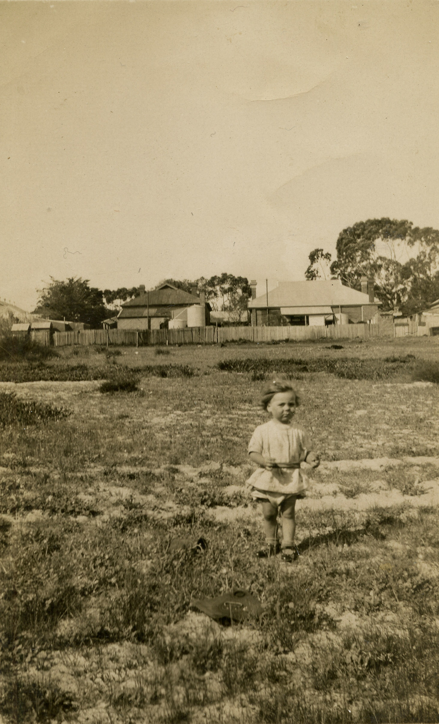 15. Garden on Peach Street,1930