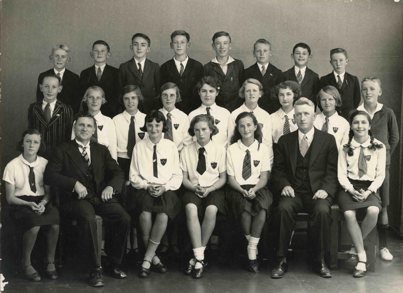 78. North Perth School, 1935
