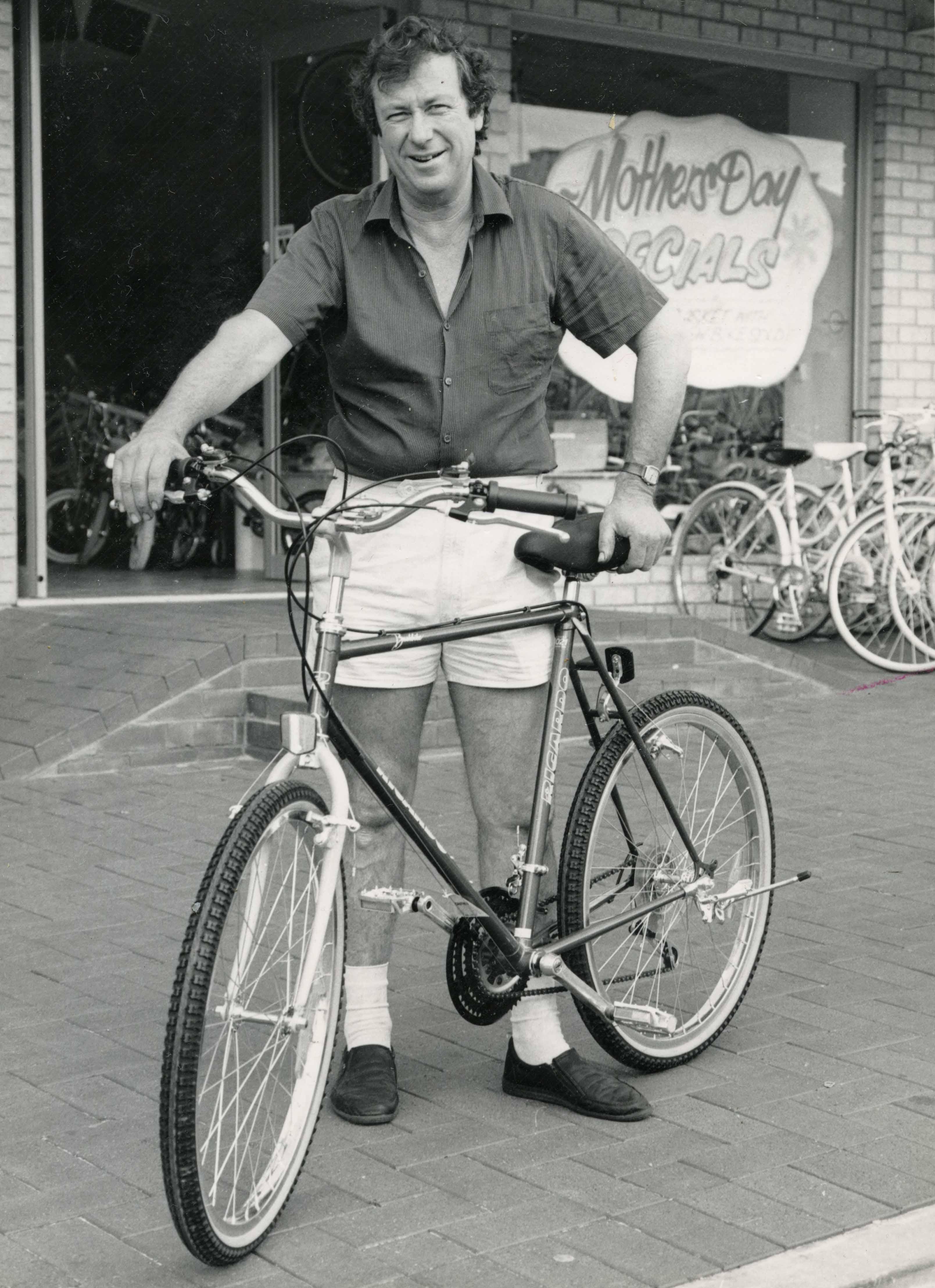 159. Jim Howe of Pal & Panther 1988
