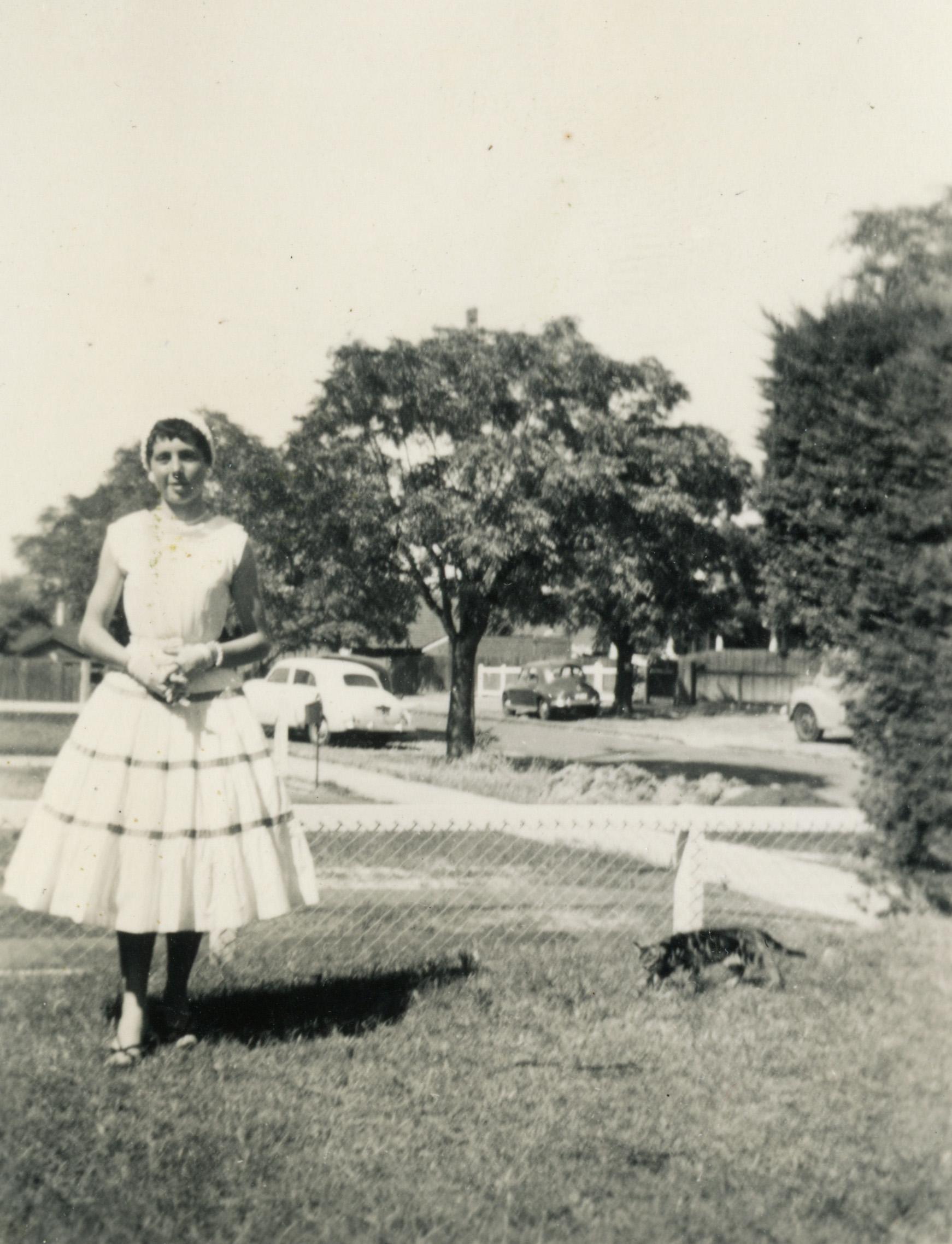 102. Marie Slyth, West Perth 1960