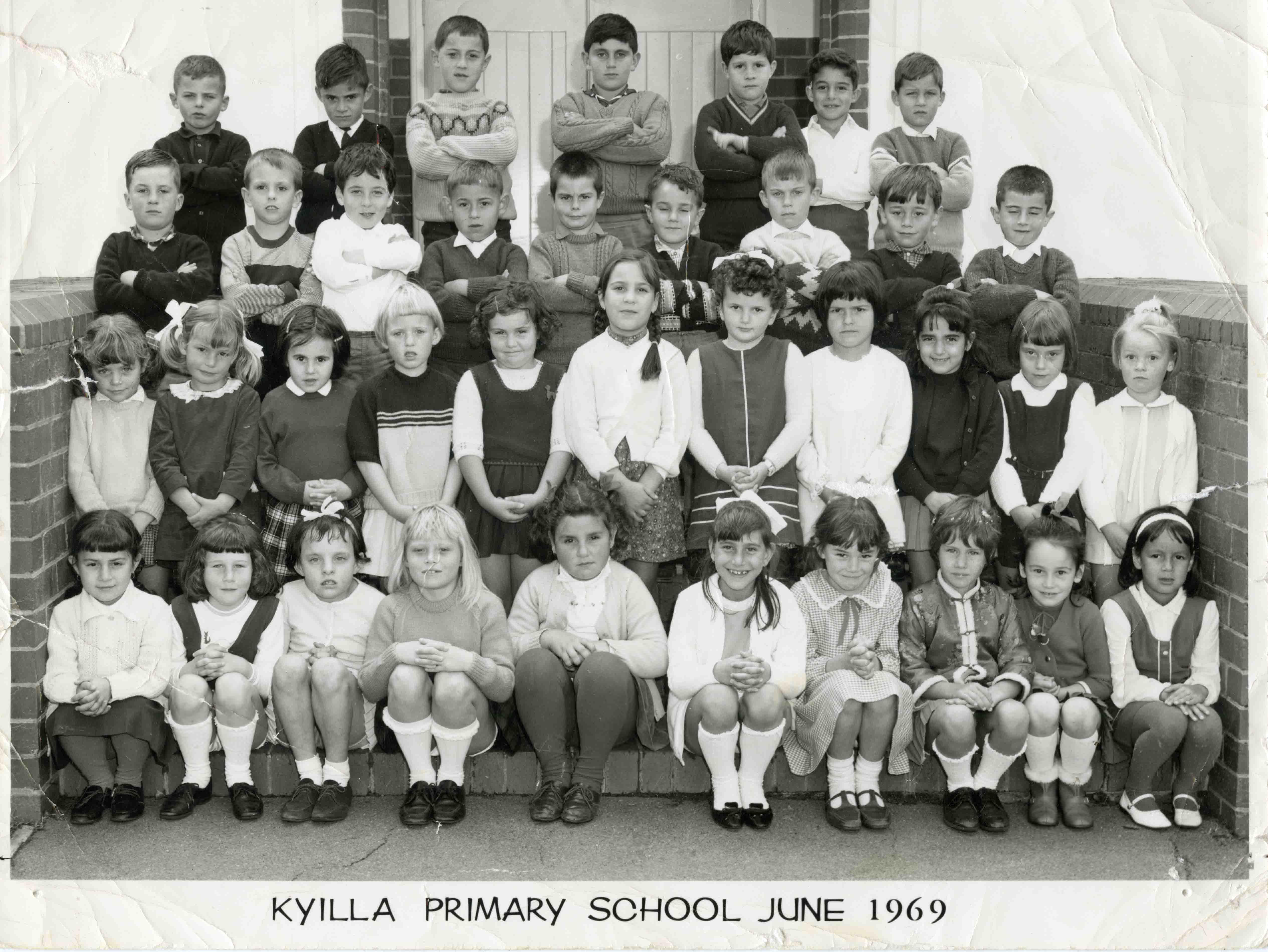 90. Kyilla Primary School 1969
