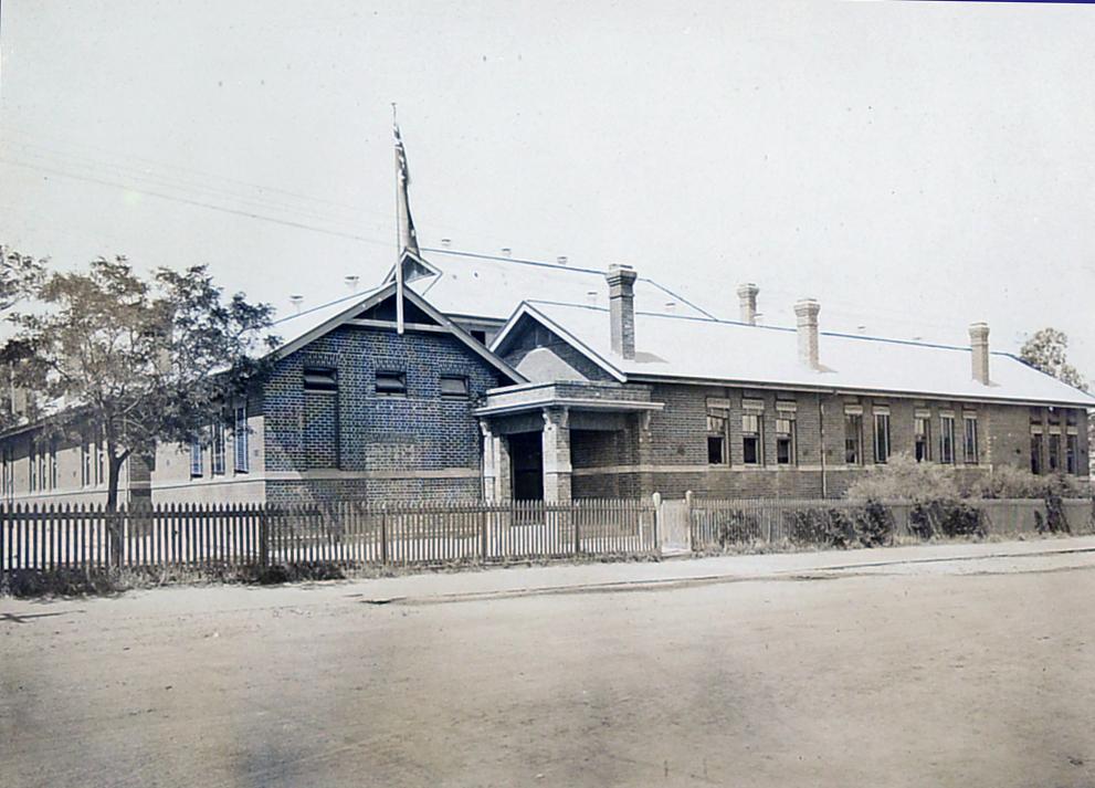 140. North Perth School 1924