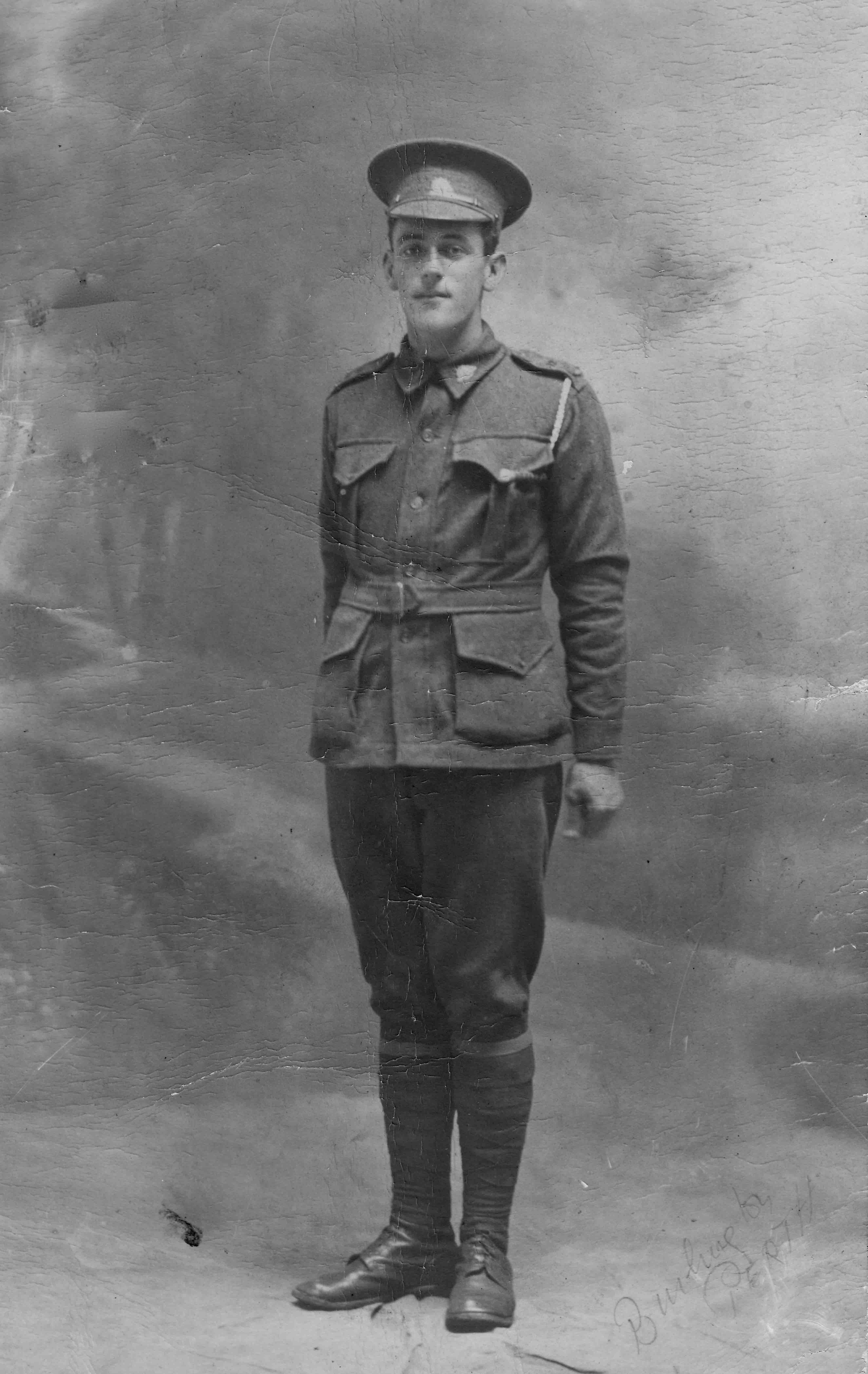 66. Rupert Hale, c 1919