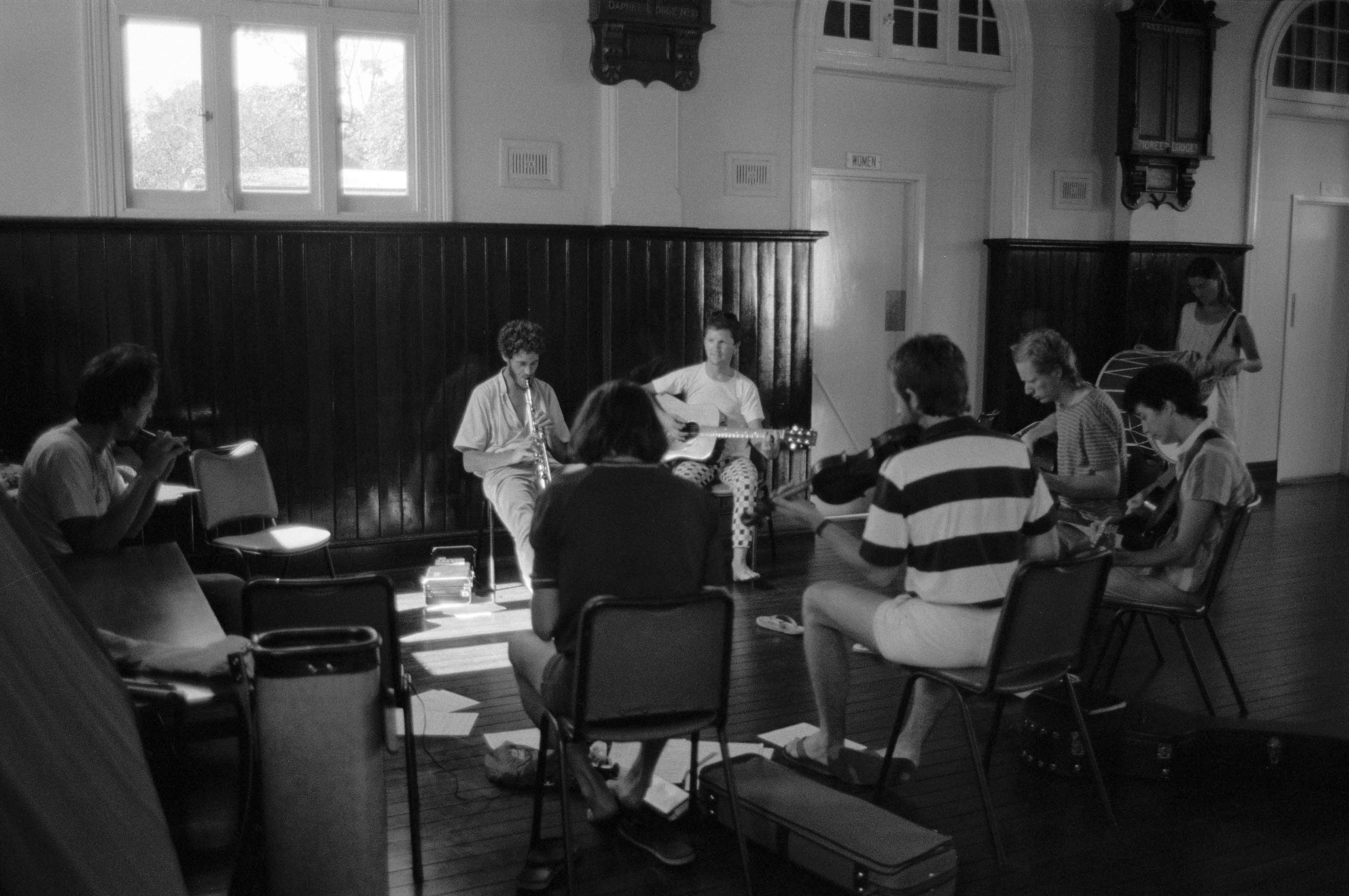 134. NP Ethnic Music Centre 1986