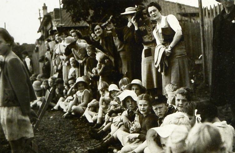 145. Goonderup Oval N Perth, 1944
