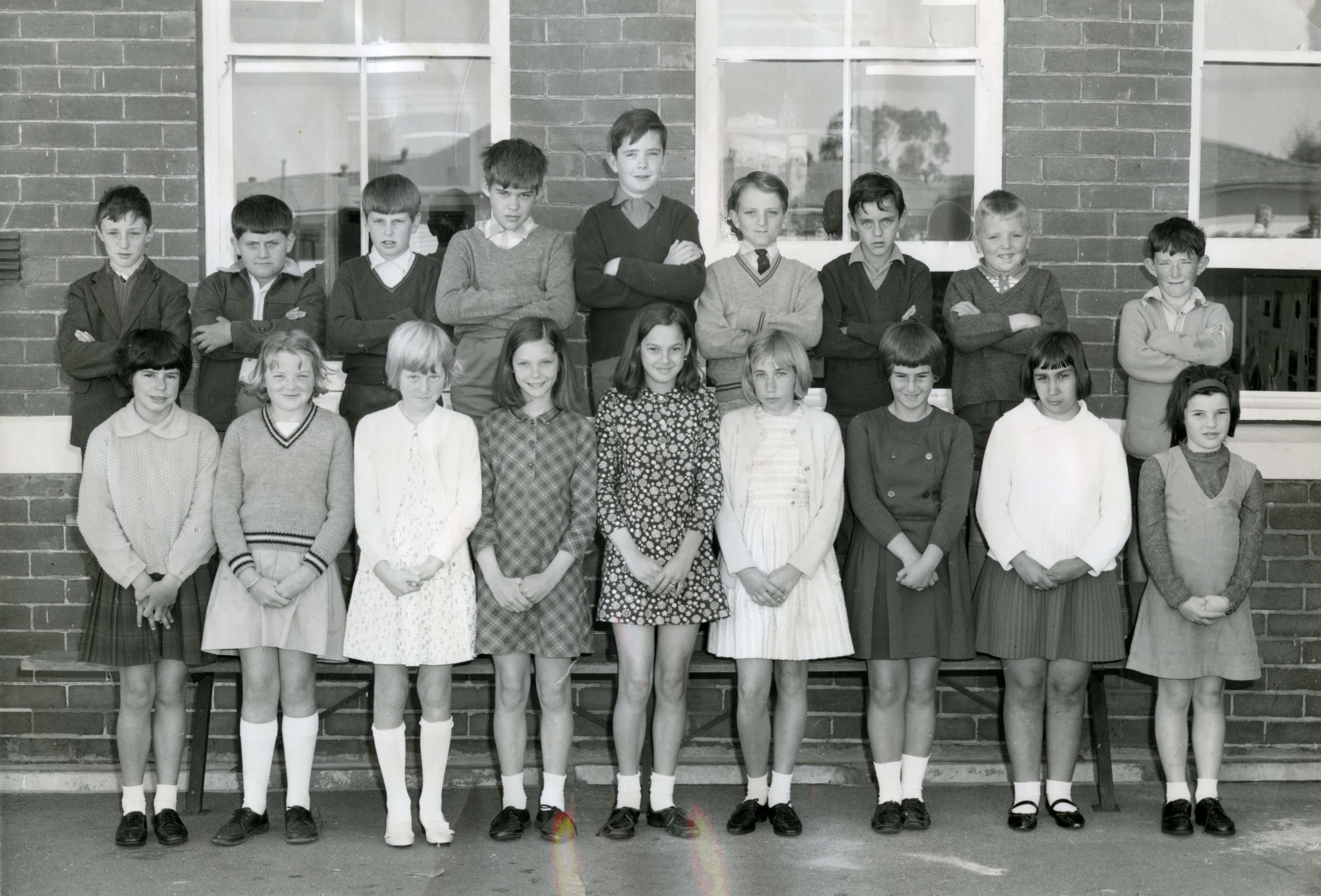 116. Gr 7 North Perth Primary 1968