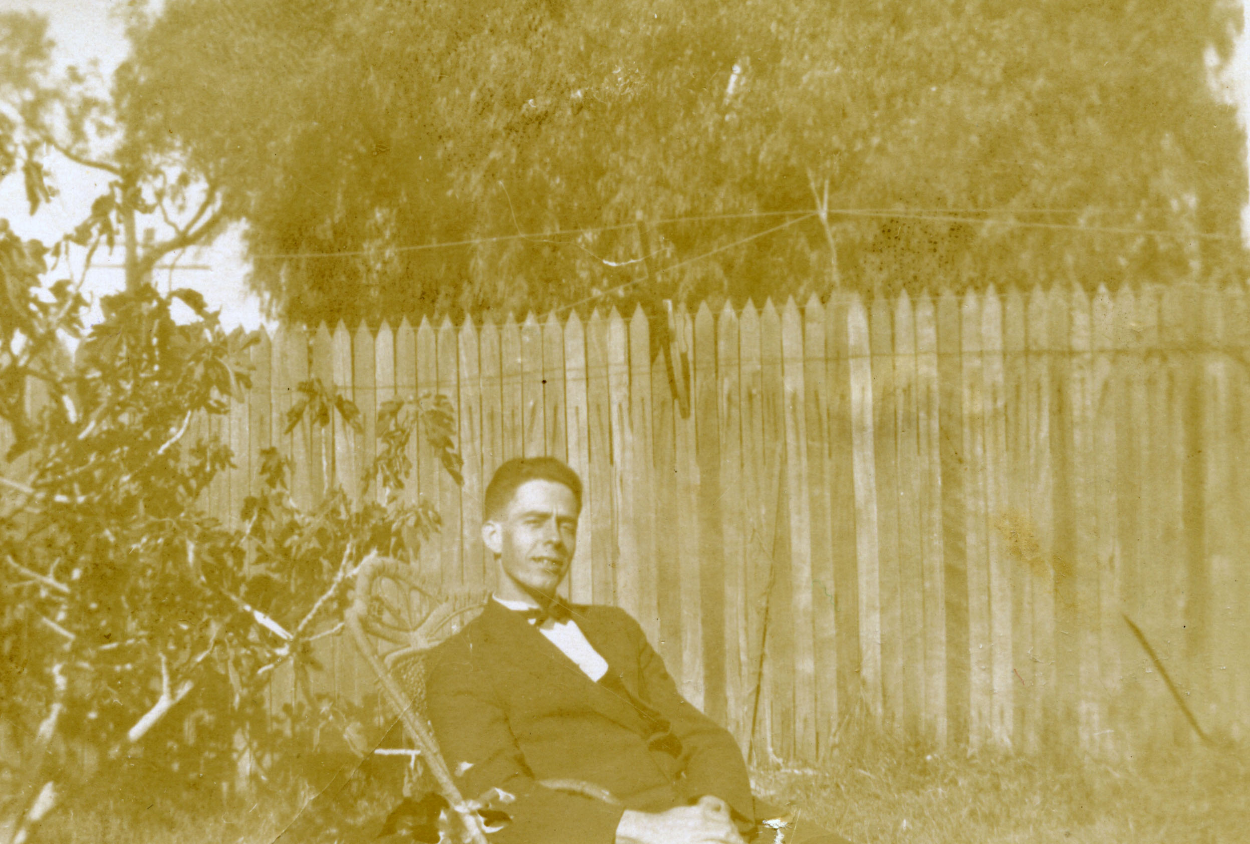 103. William Slyth, Highgate 1926