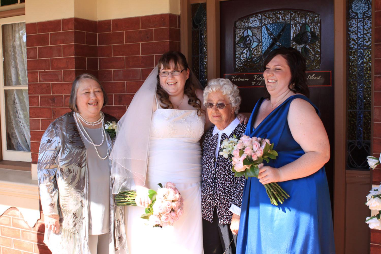 12. Wedding at Anzac Cottage, 2010