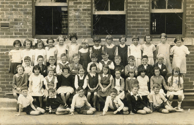 38. Thomas St School, 1935