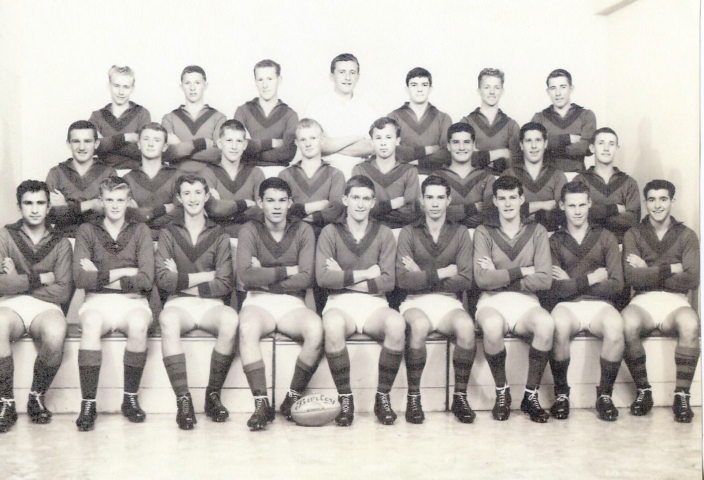 184. CBC Leederville Football 1961