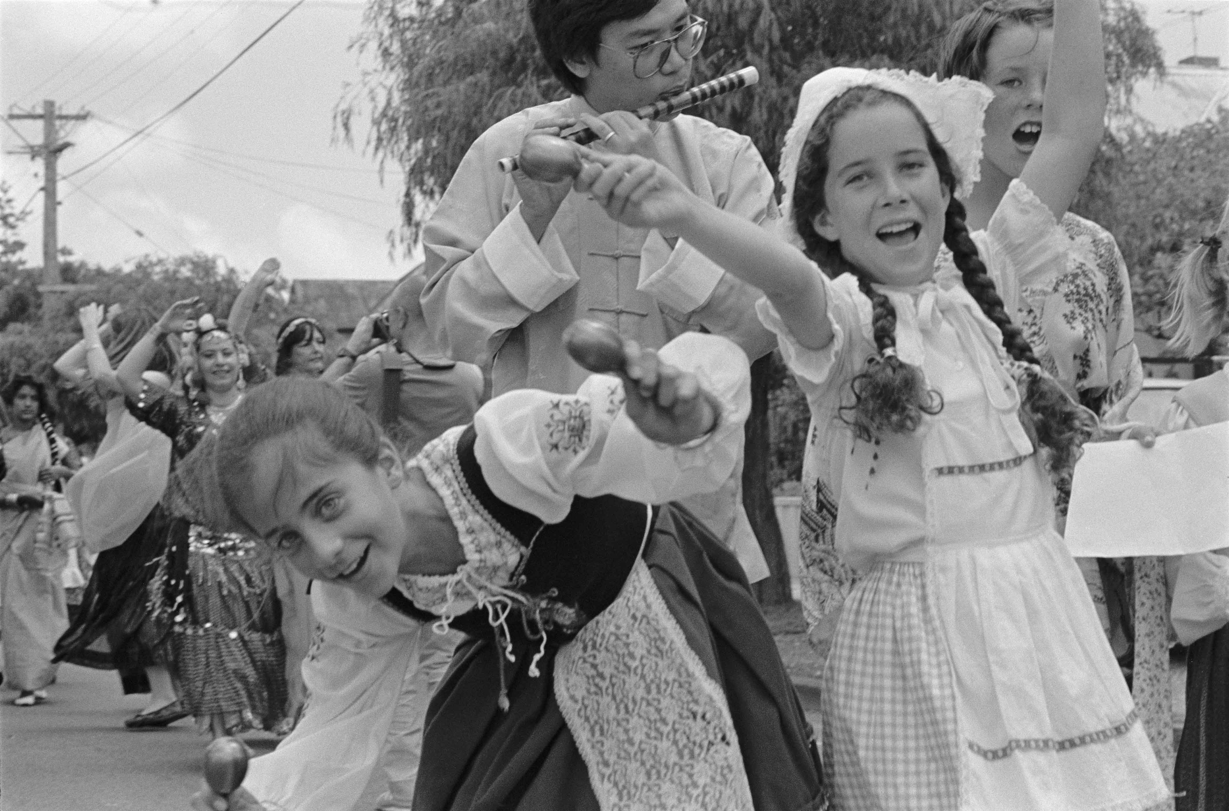 129. Ethnic arts festival, 1985