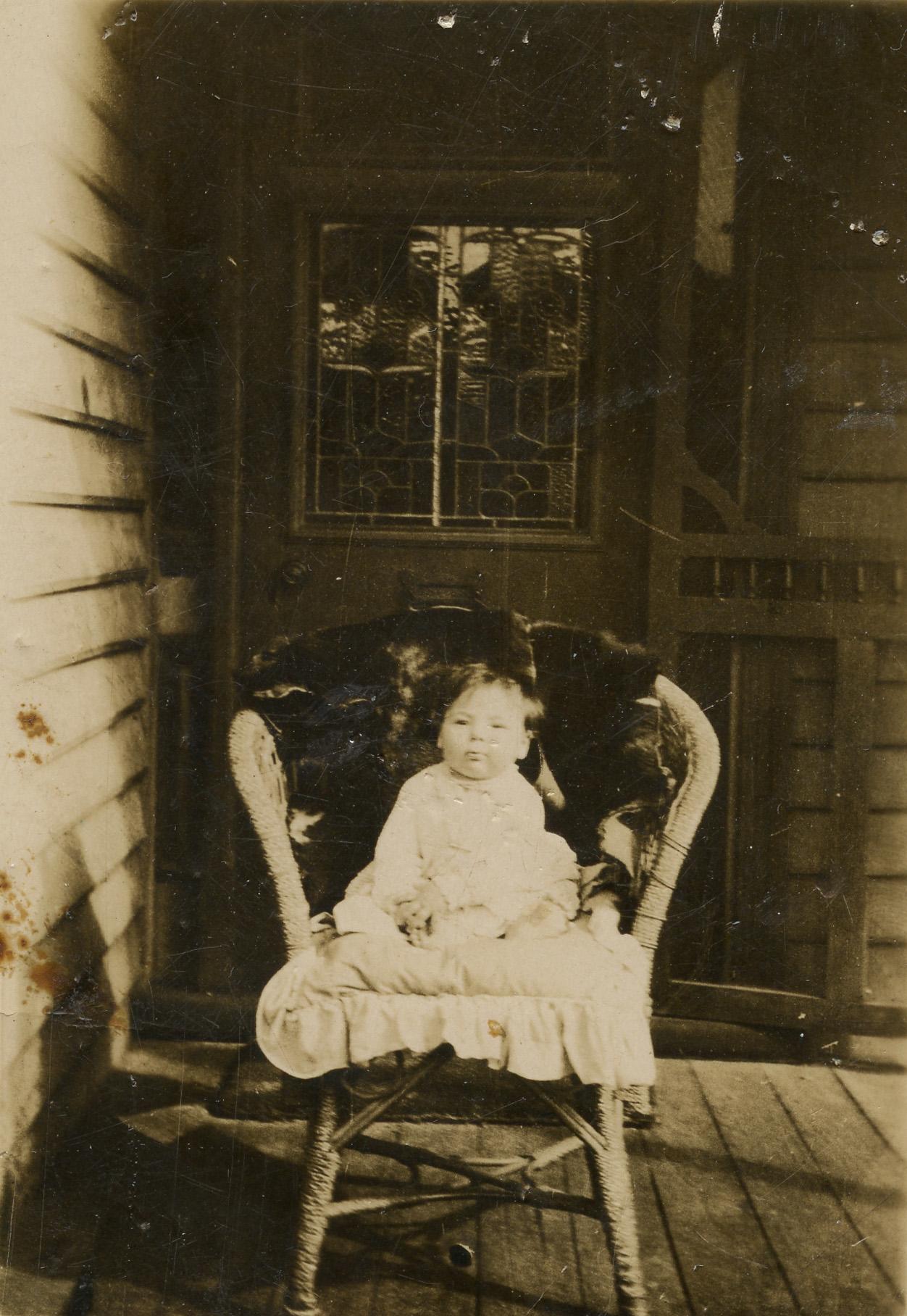 14. Beryl MacLennan, 1929