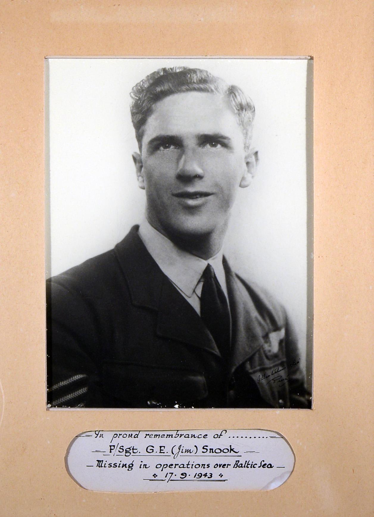 148. Sgt Jim Snook, 1943