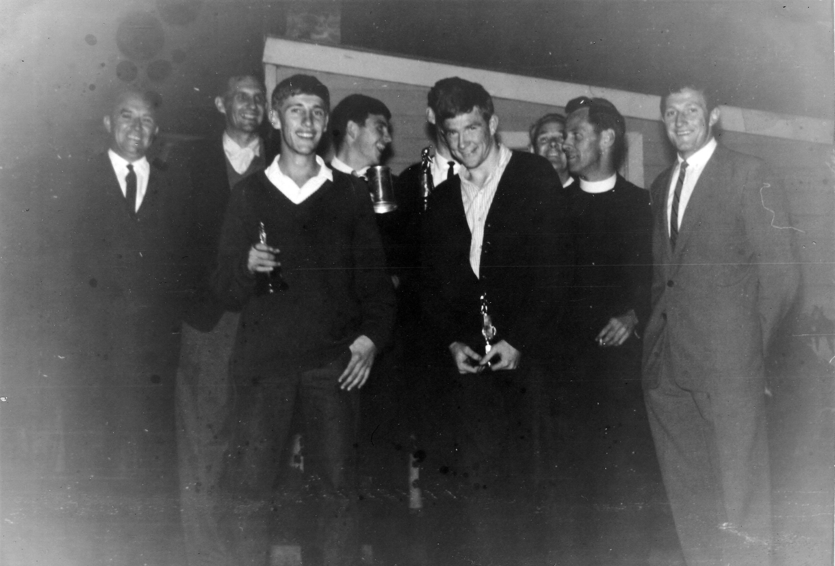 187. Highgate YCW Footballers 1965