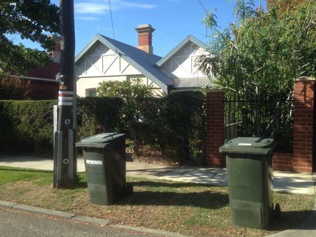 67. COVID Bins, North Perth 2020