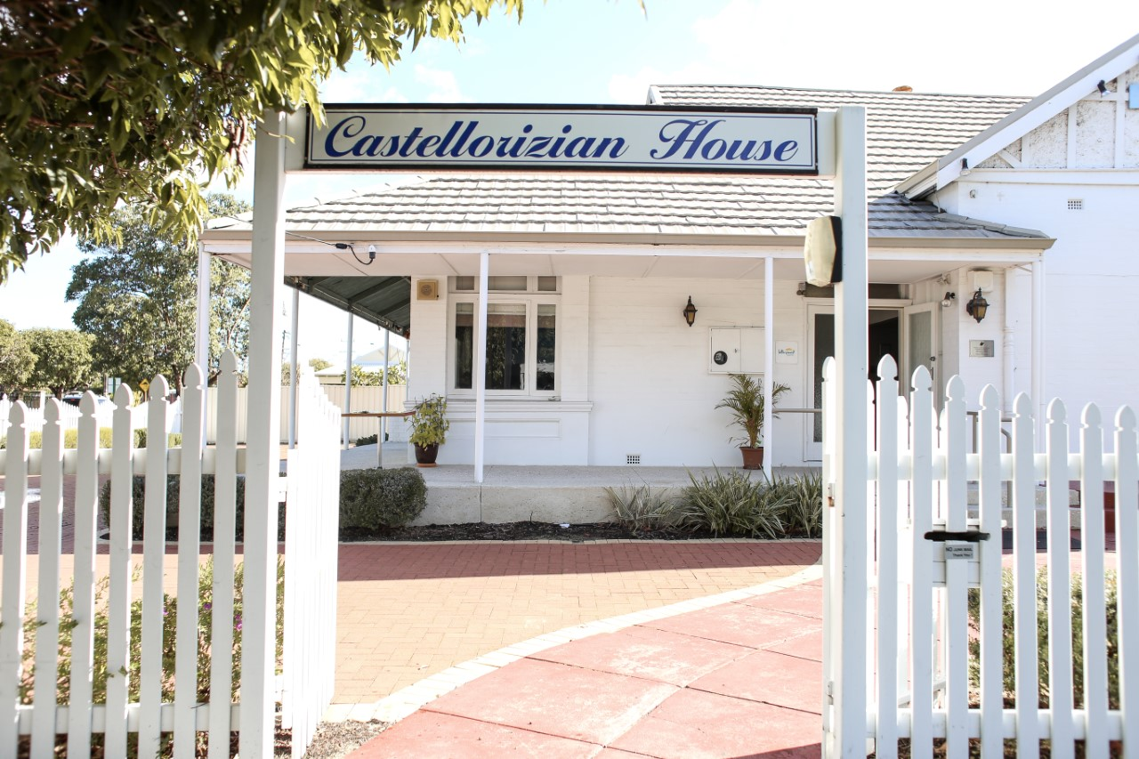 39. Castellorizian House, 2020