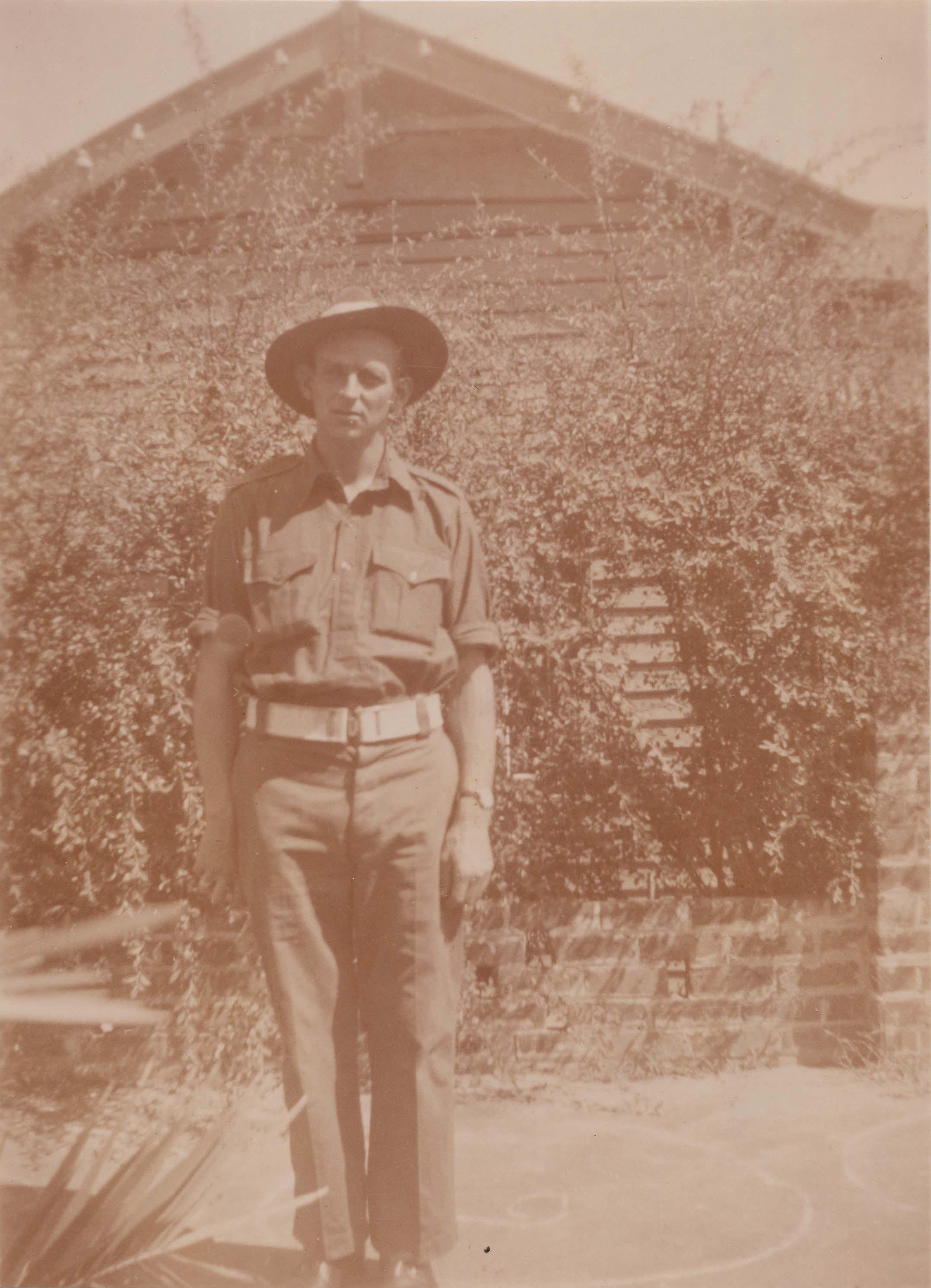 19. Arthur MacLennan, Peach St 1941