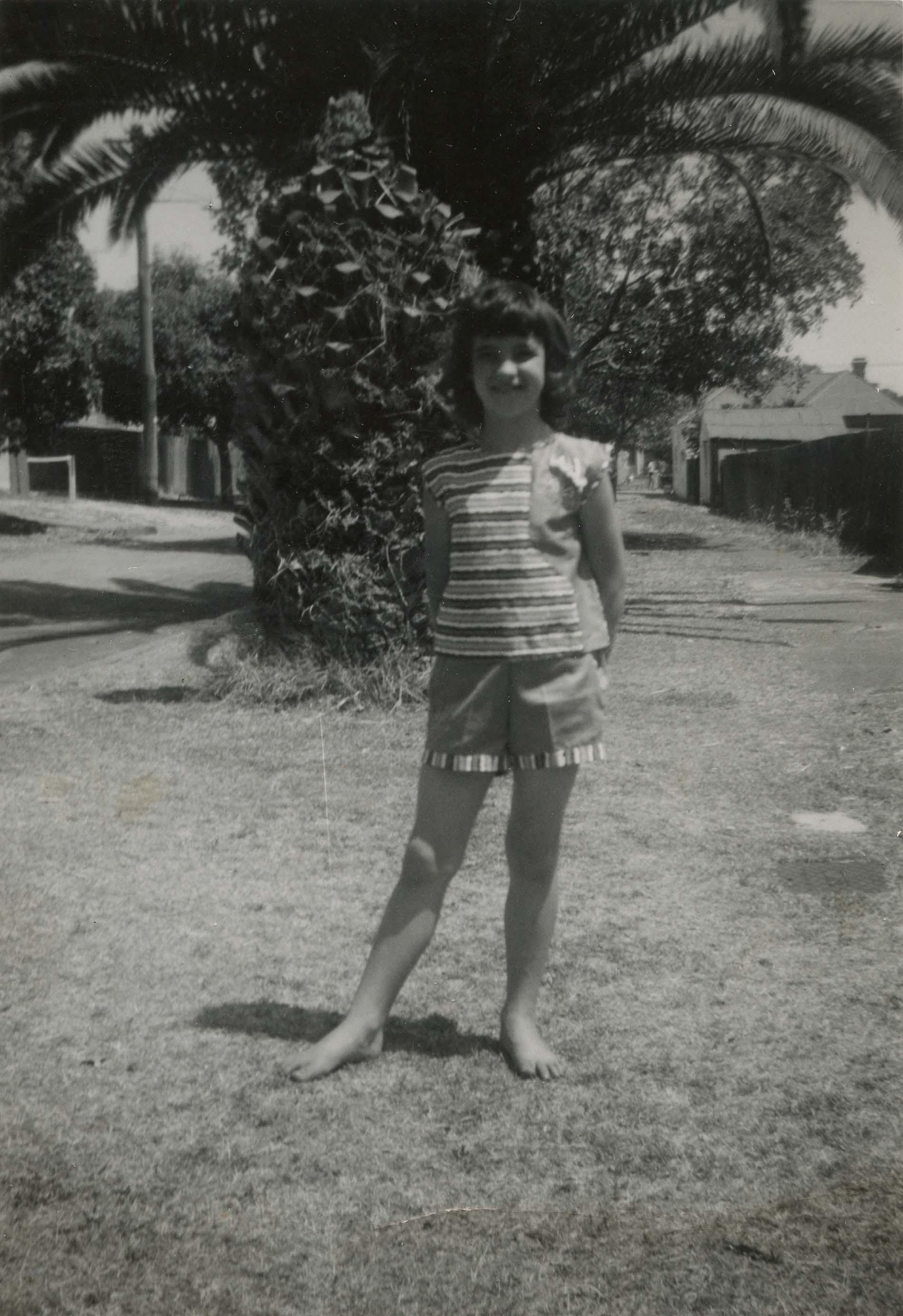 28. Sandra Long, 1960s