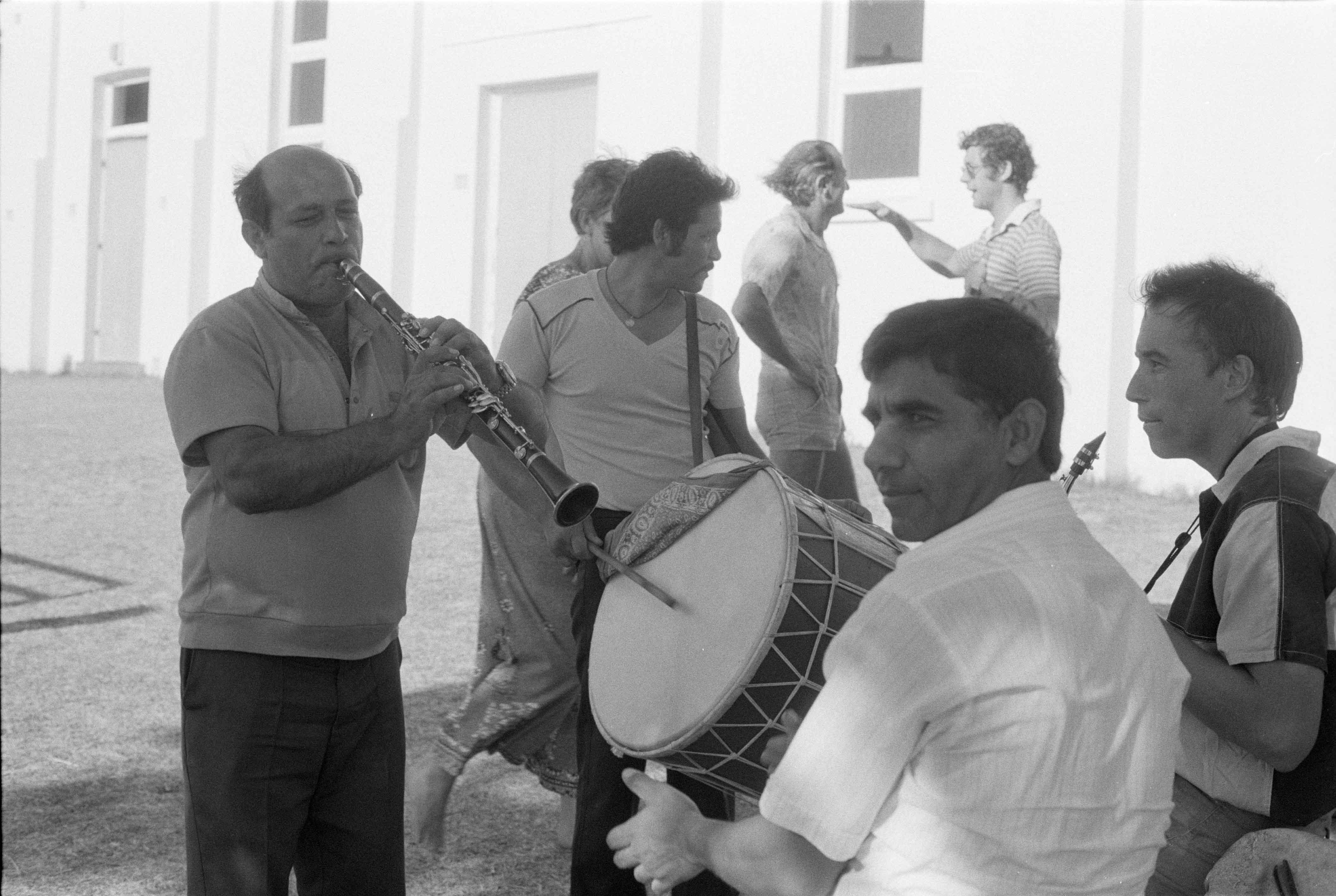 135. North Perth musicians, 1986