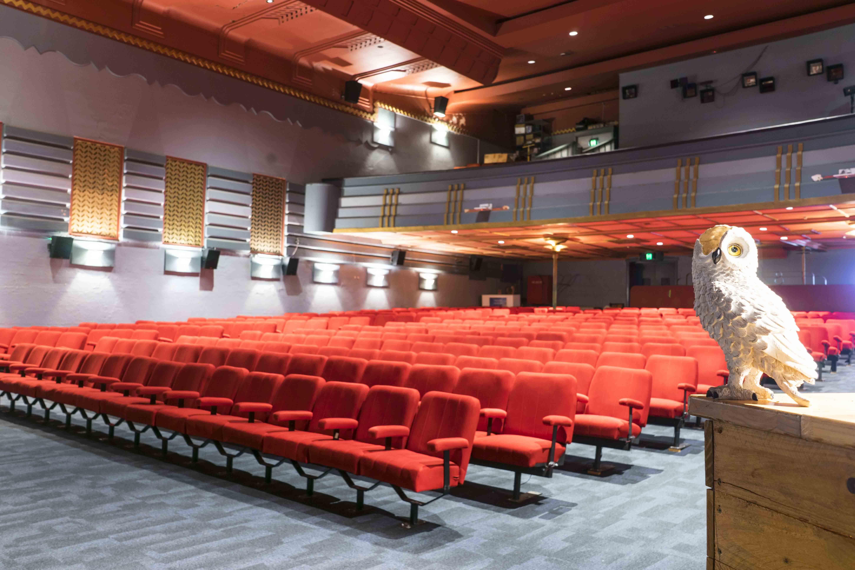 6. Luna Cinema in lockdown, 2020
