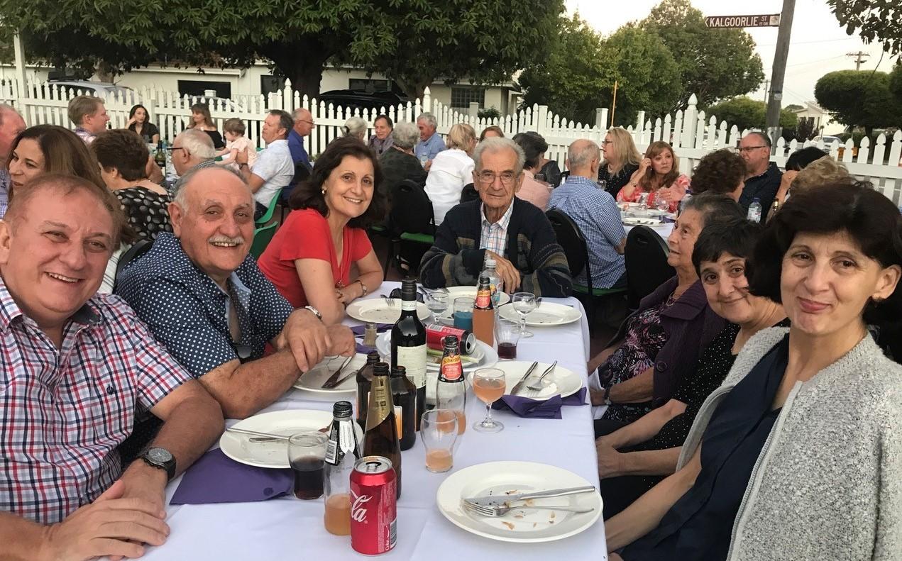 40. Cazzie House celebration,  2018