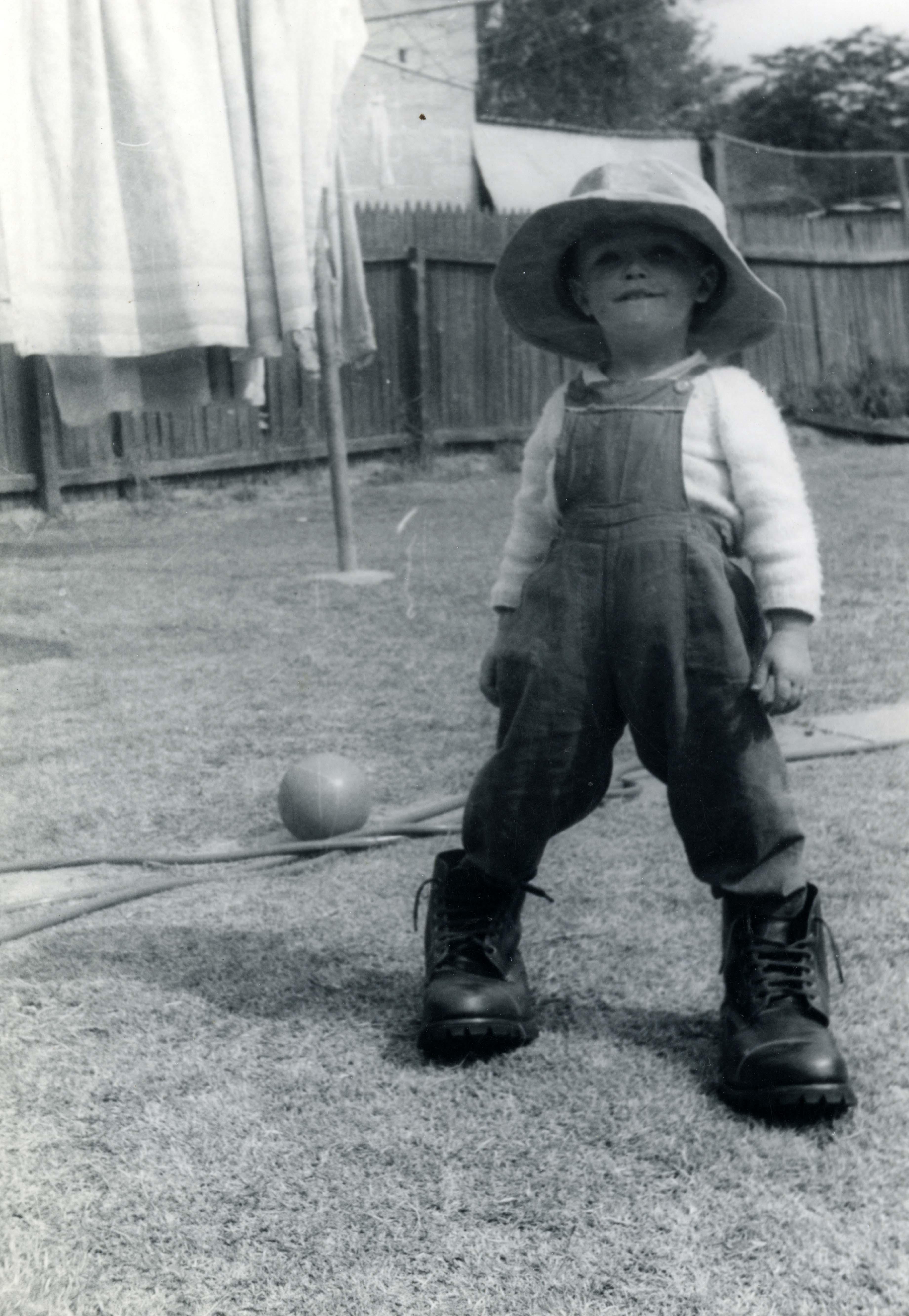 115. Shaun Rayfield, Egina St 1962