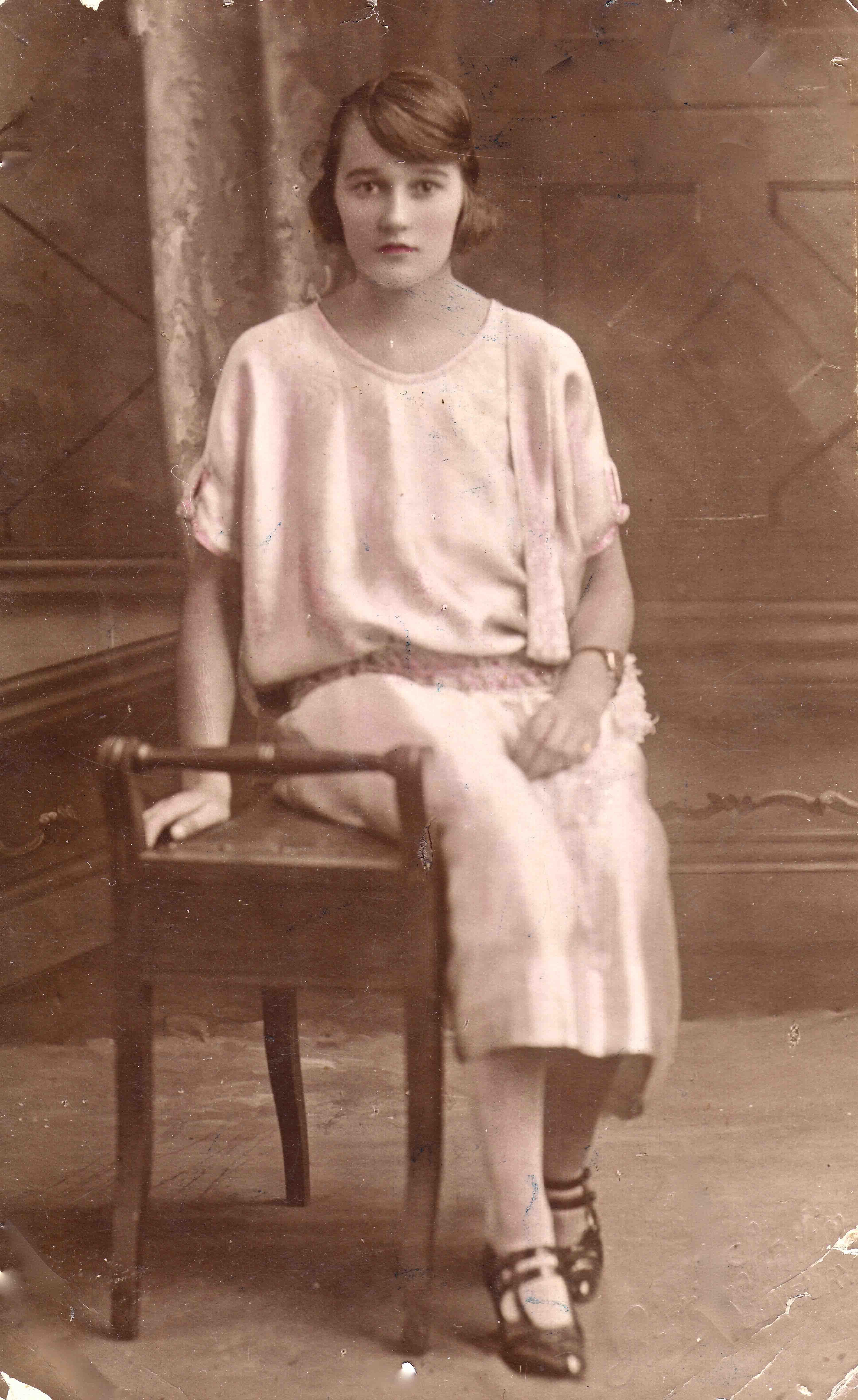 65. Olive Hale, c 1920