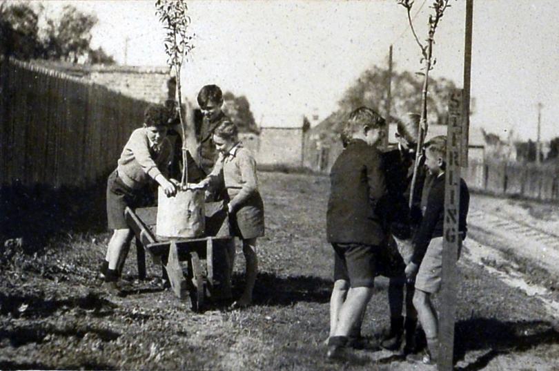 146. Goonderup Oval N Perth, 1944
