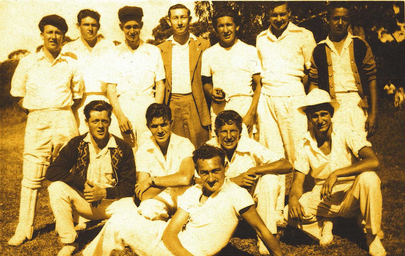 99. Leederville Cricket Club, 1950s