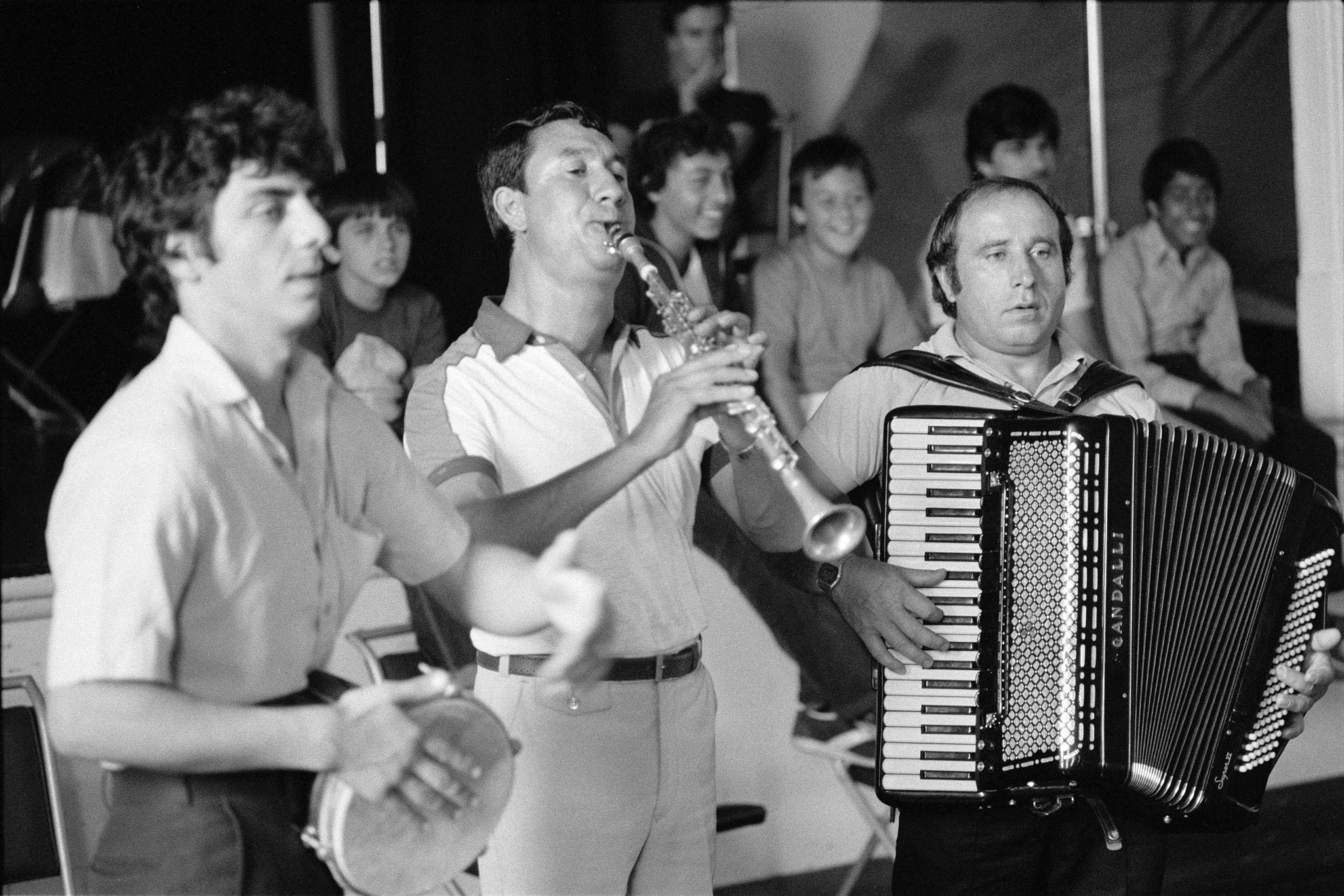 137. North Perth musicians, 1986