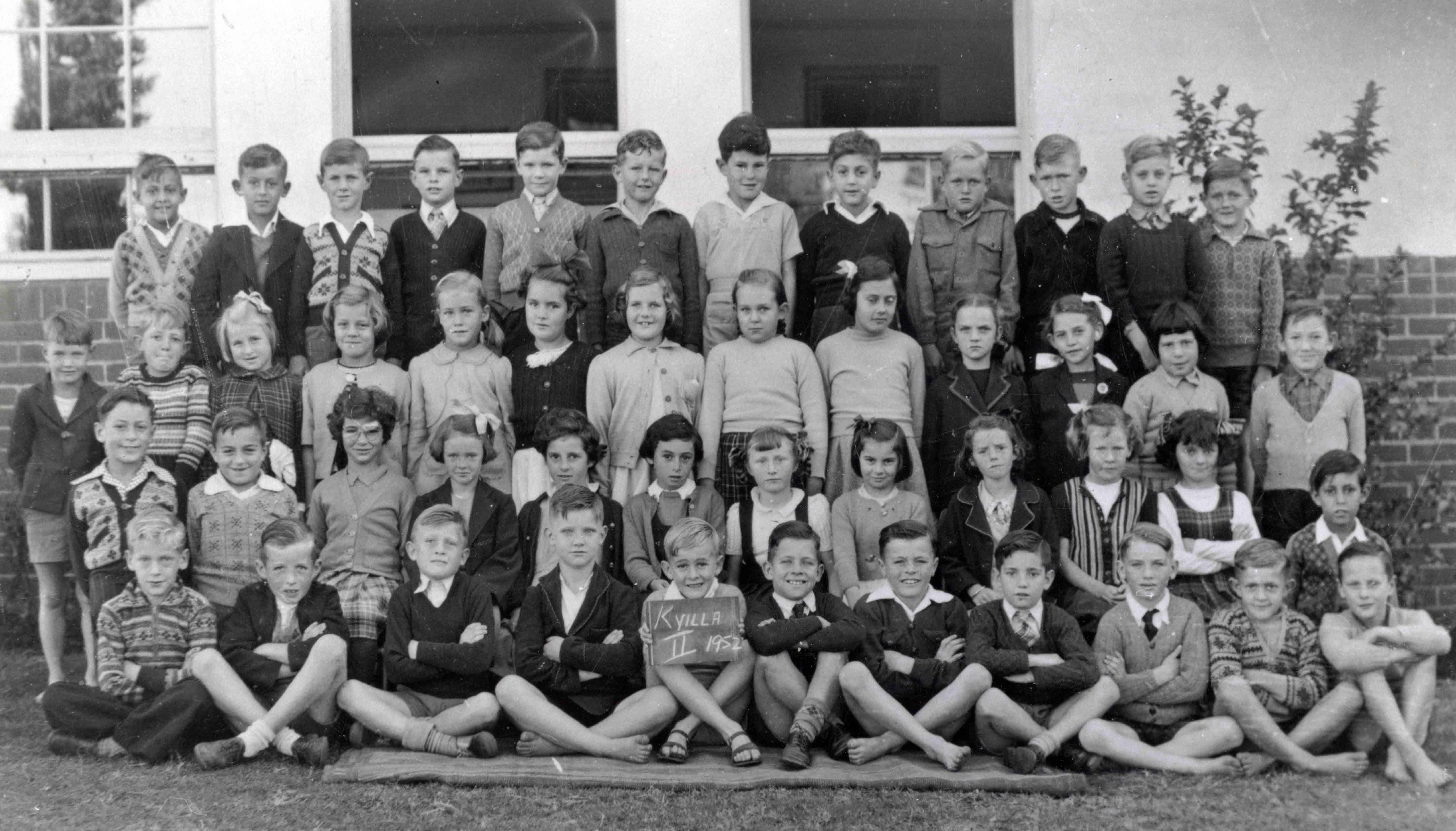 89. Kyilla Infants School 1952
