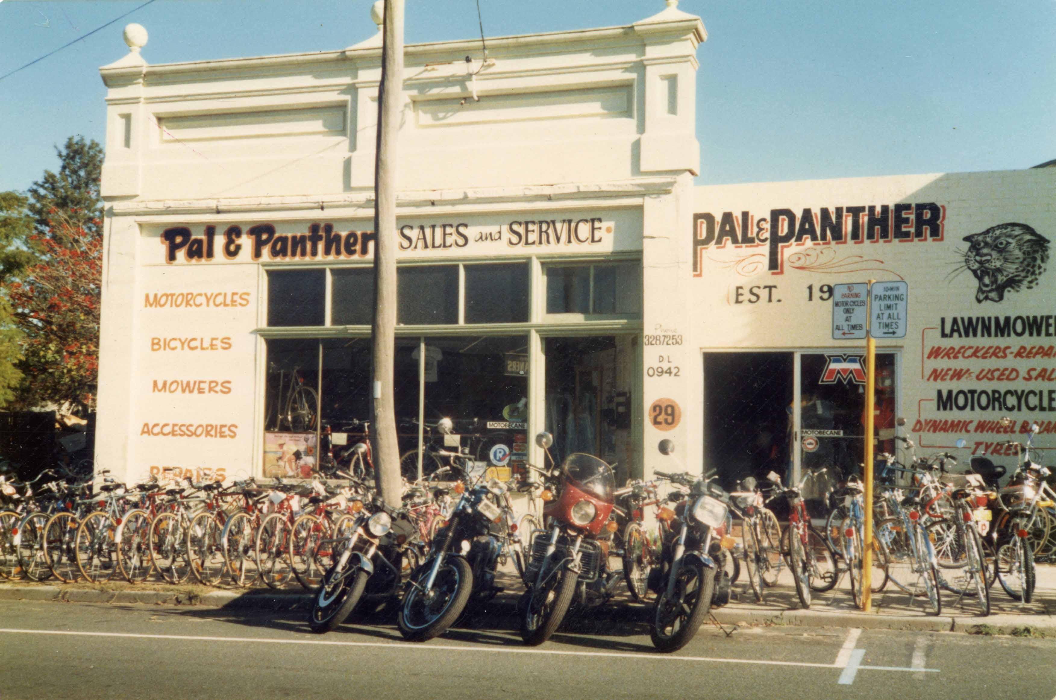 154. Pal & Panther, 1985