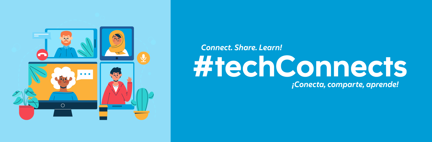 #techConnects banner